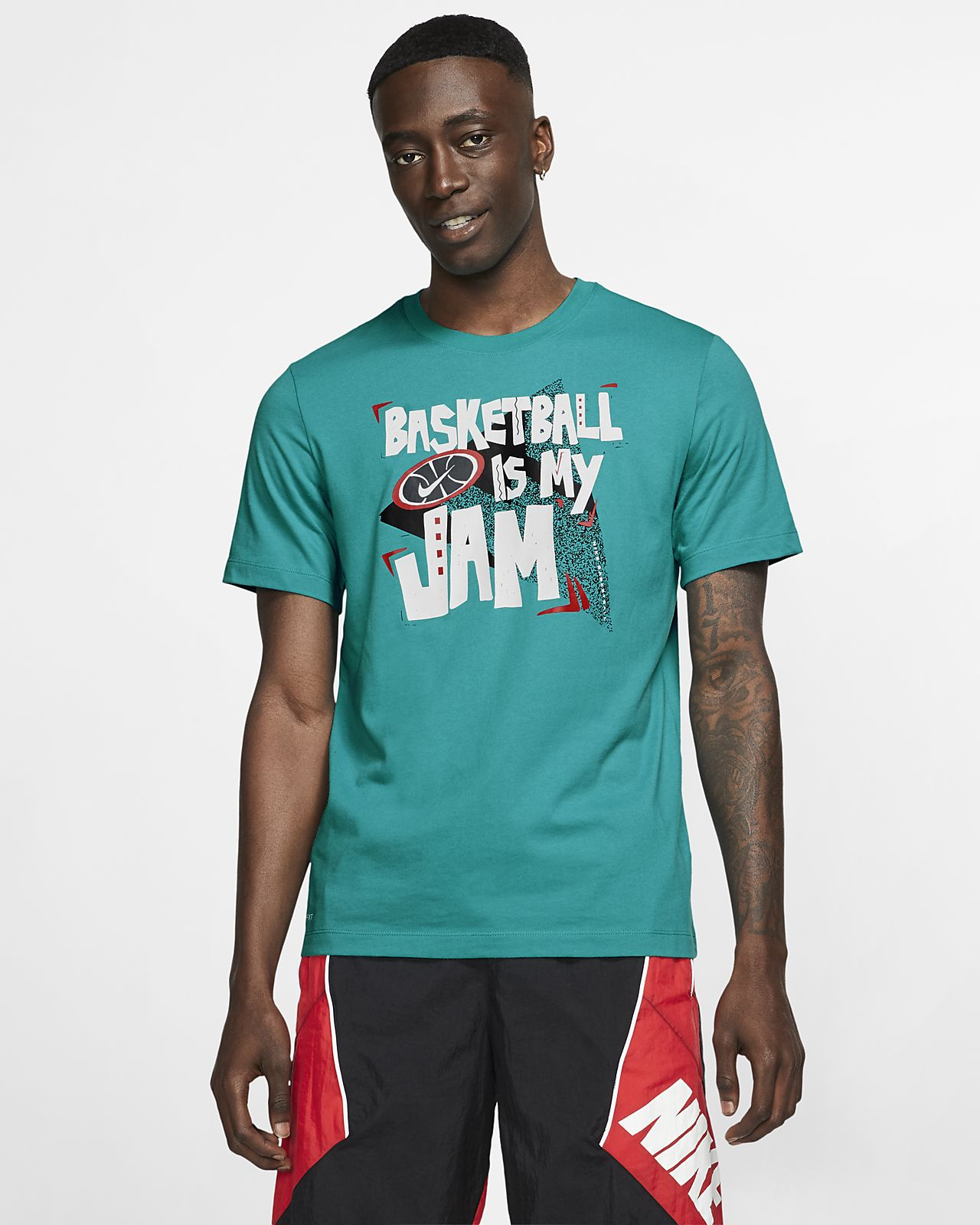 "Nike Dri-FIT ""Jam"" Men's Basketball T-Shirt"