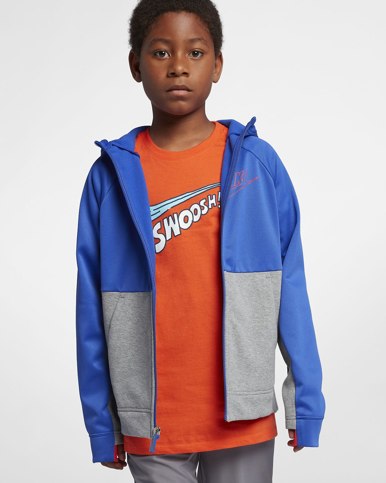 Felpa con cappuccio Nike Sportswear My Nike - Ragazzo