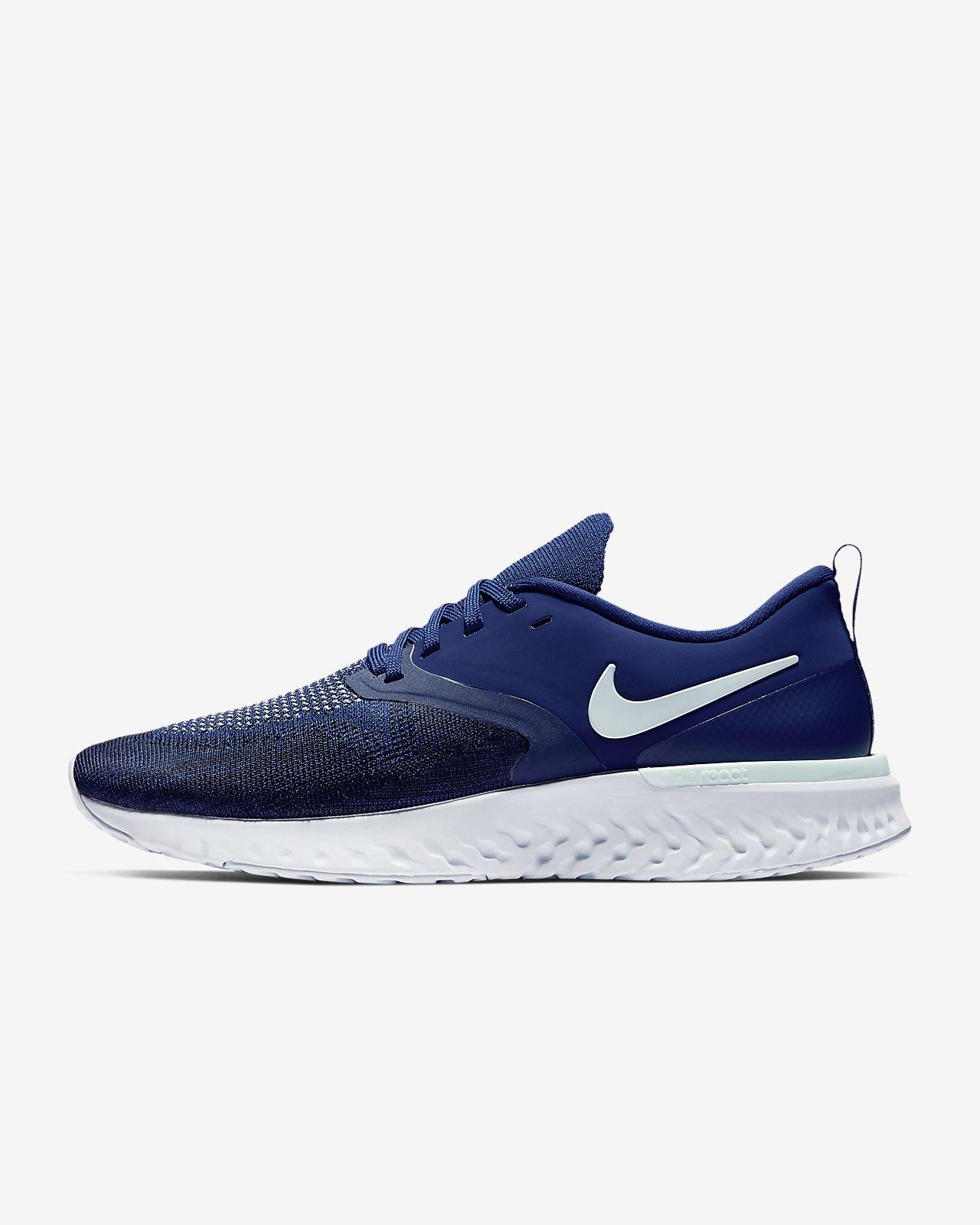 รองเท้าวิ่งผู้หญิง Nike Odyssey React Flyknit 2