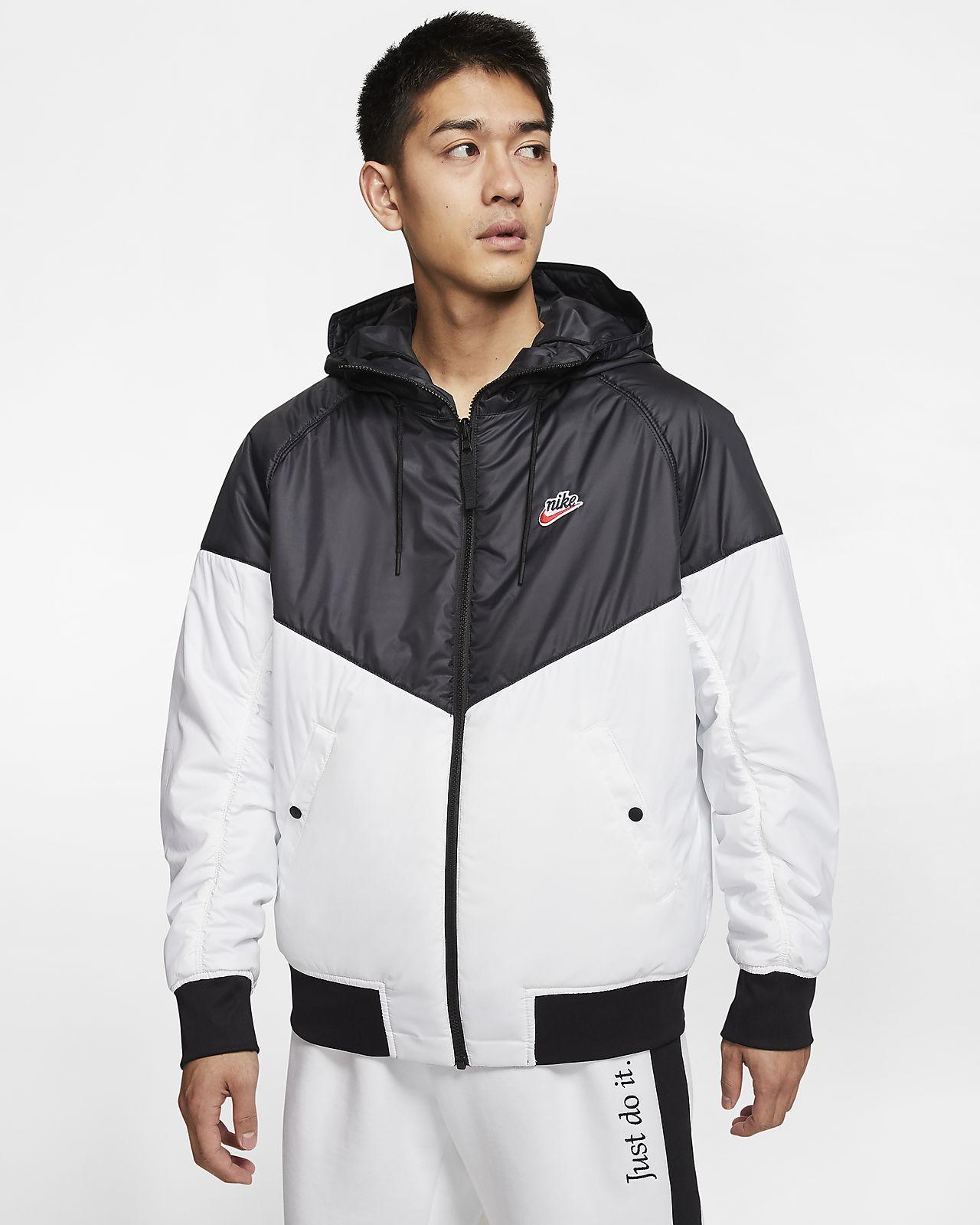Nike Sportswear Windrunner wendbare Herrenjacke mit Kapuze