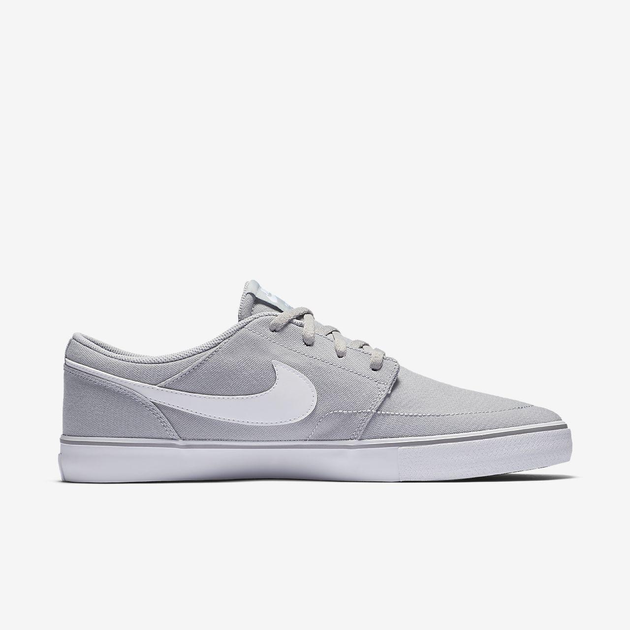 Nike SB Solarsoft Portmore 2 Skate Shoe. Nike.com 49573bb18d