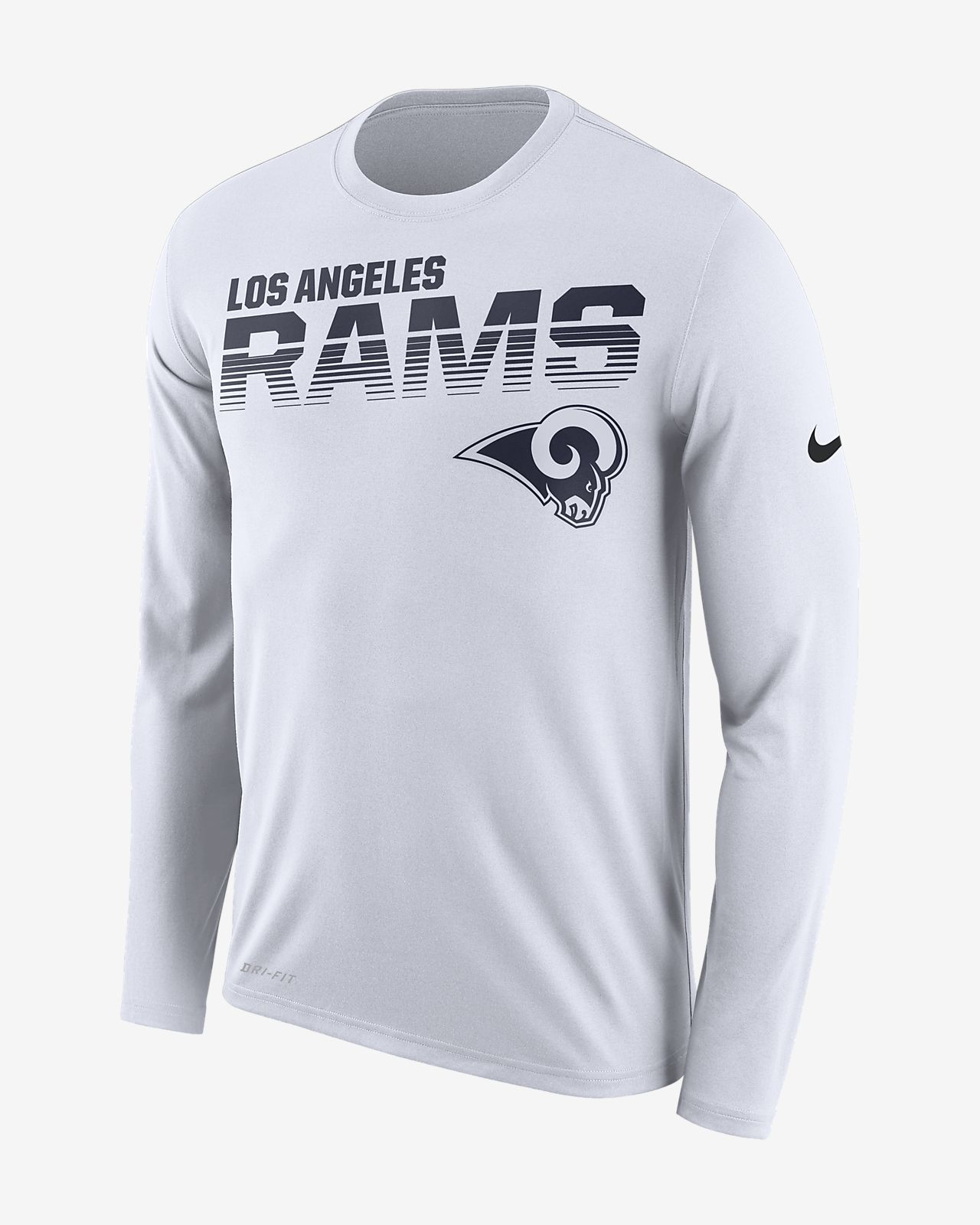 Nike Legend (NFL Rams) Men's Long-Sleeve T-Shirt