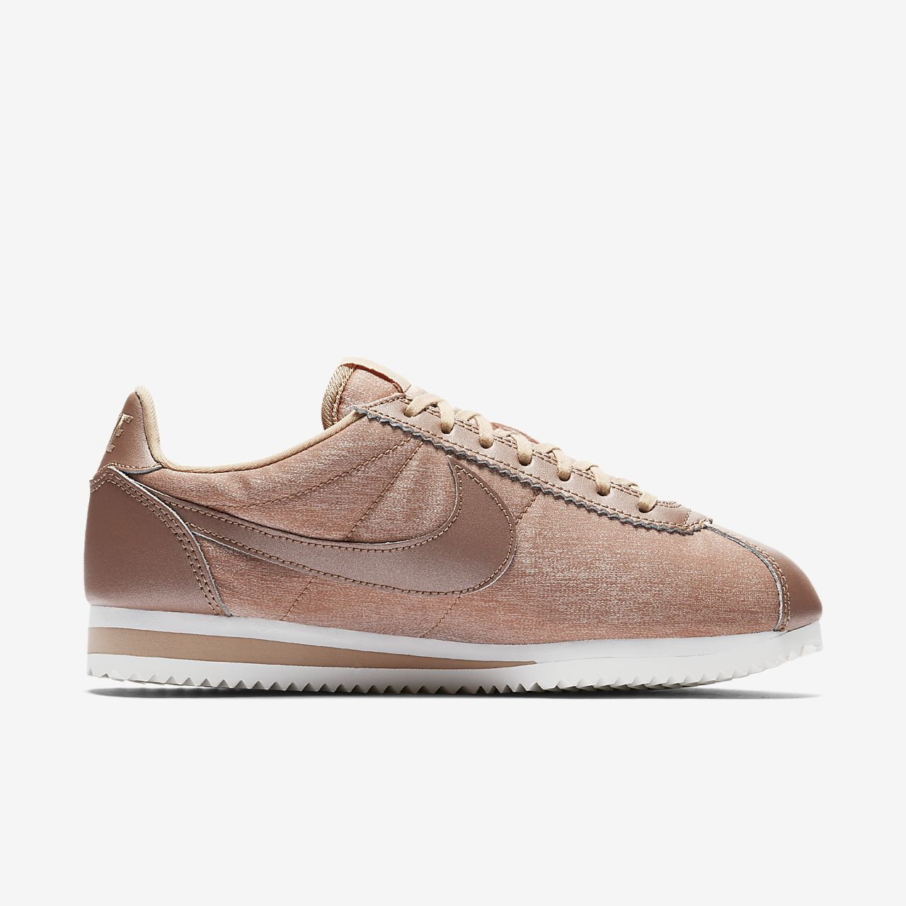 Donna Nike Classic Cortez Premium Mtlc ROSSO BRONZO Scarpe sportive 905614 903