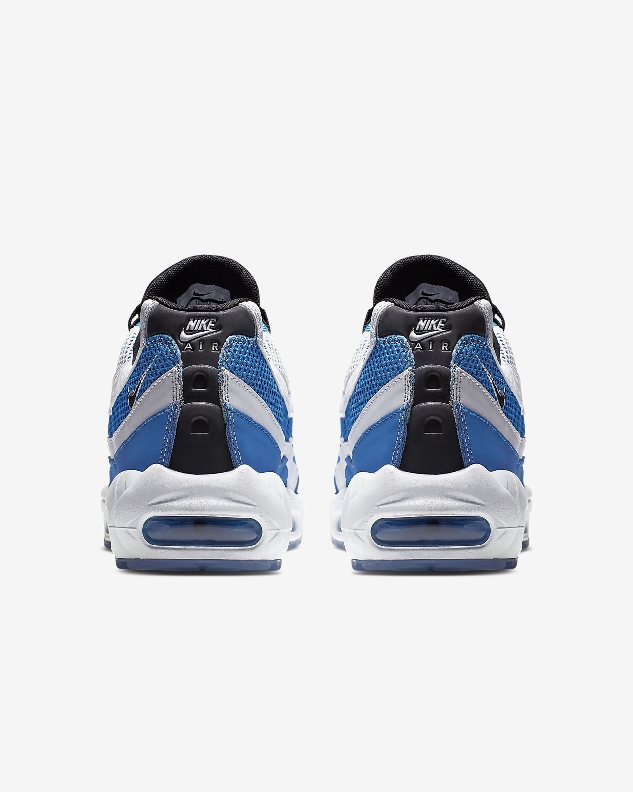 Hot Sale Nike Air Max 95 Essential Sport Turqoiuse Bone Black White 749766 027 Men's Casual Trainers Running Shoes 749766 027