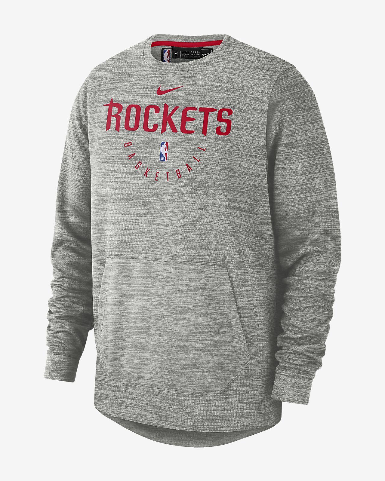 bd6af14c3e71 Houston Rockets Nike Spotlight Men s NBA Crew. Nike.com