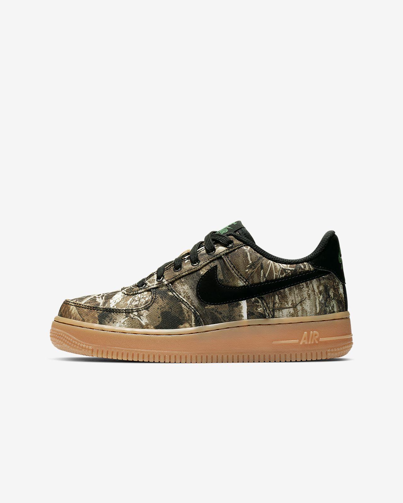 Nike Air Force 1 LV8 3 Big Kids' Shoe