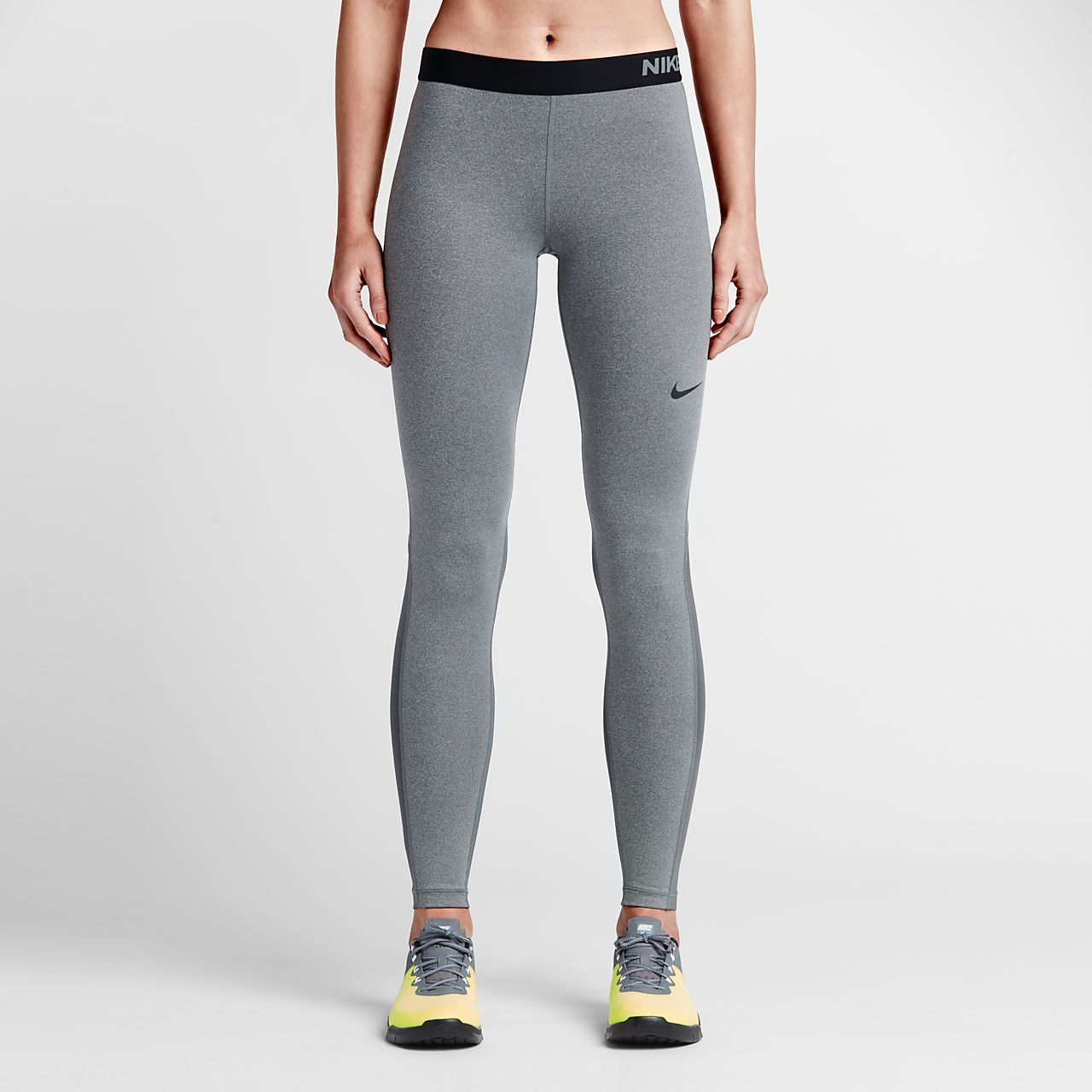 "nike pro women's 28"" (71cm approx.) training tights. nike ca"