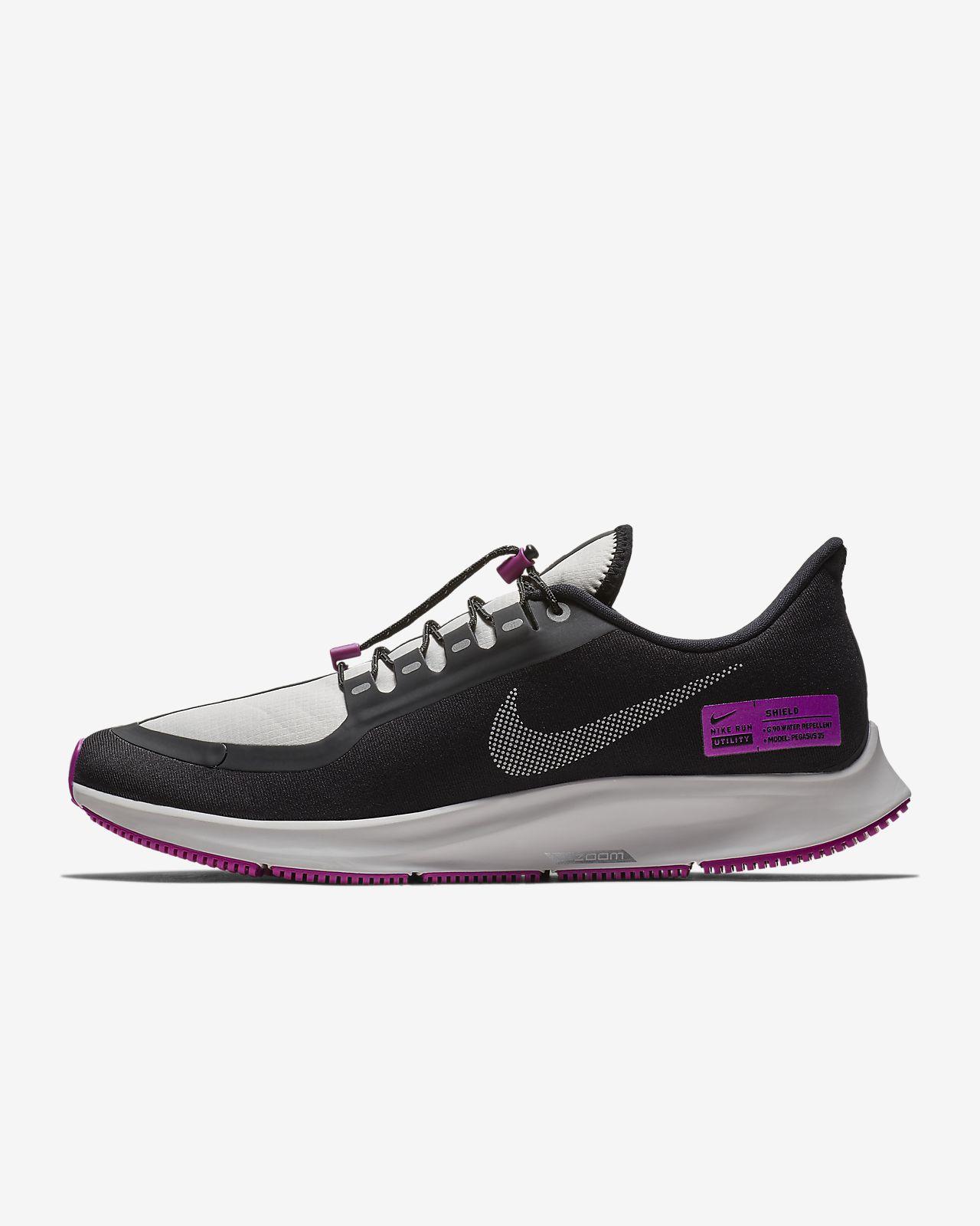 90213bb24501 Men s Running Shoe. Nike Air Zoom Pegasus 35 Shield NRG Water-Repellent