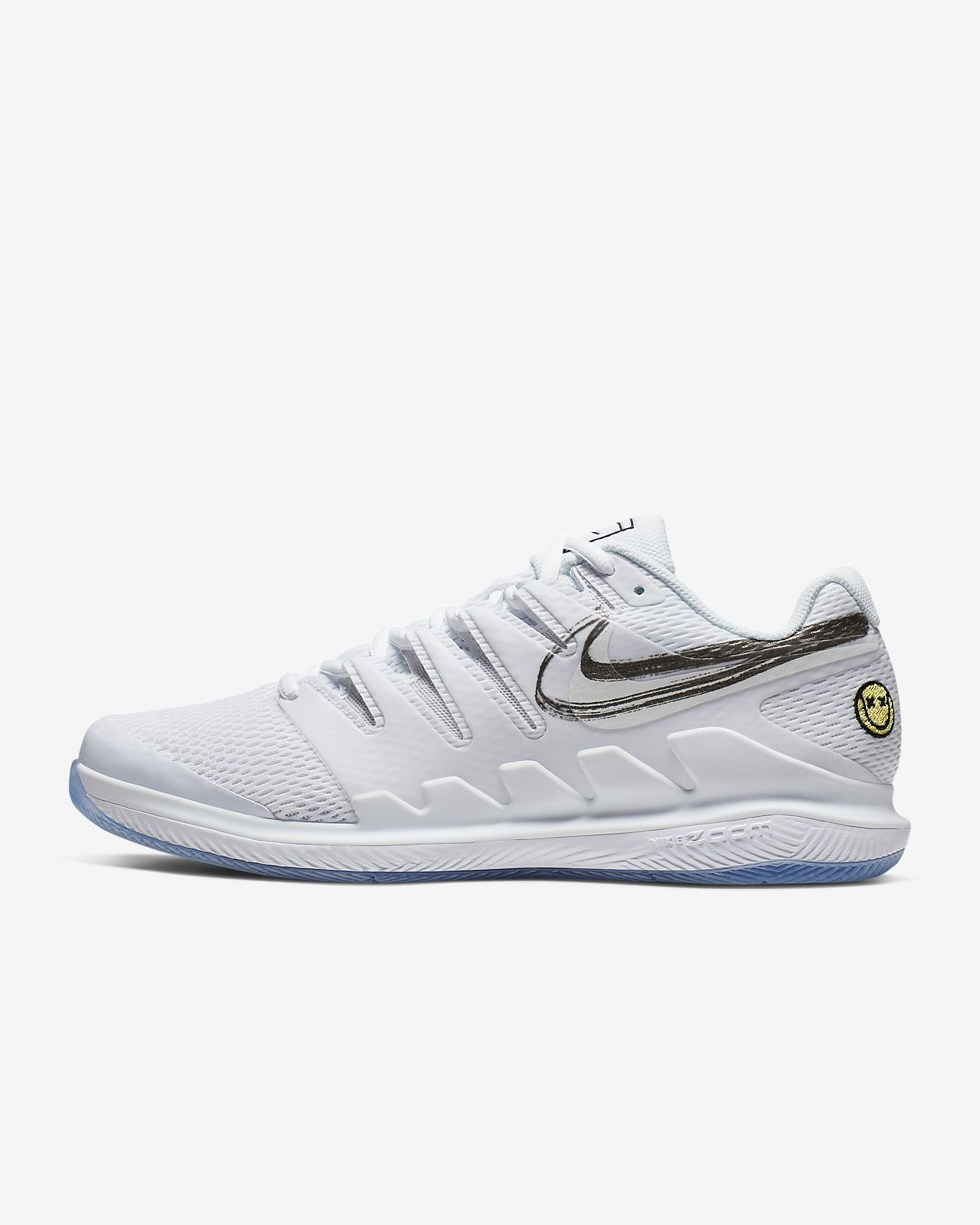 NikeCourt Air Zoom Vapor X Men's Hard Court Tennis Shoe
