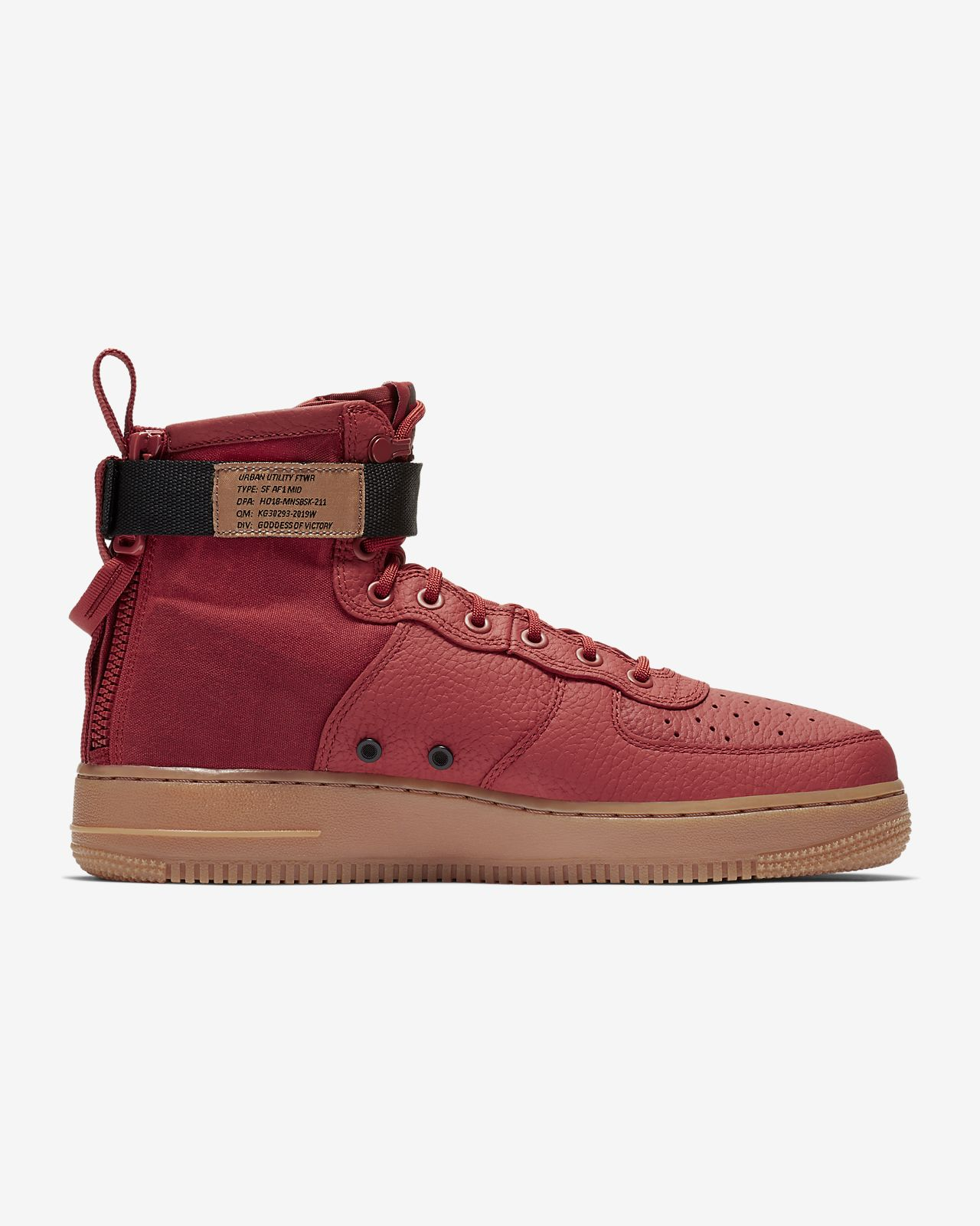 new style 6714e fa42c ... Nike SF Air Force 1 Mid Men s Shoe