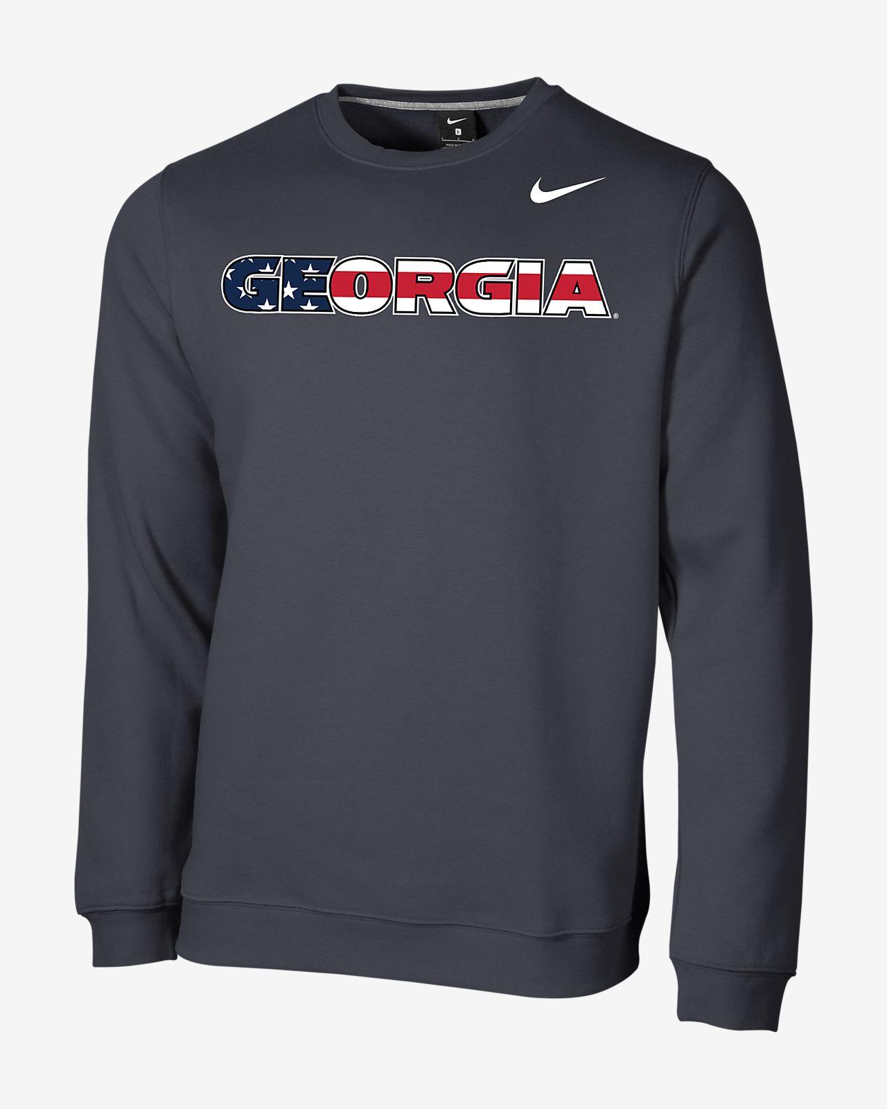 Nike College (Georgia) Men's Crew
