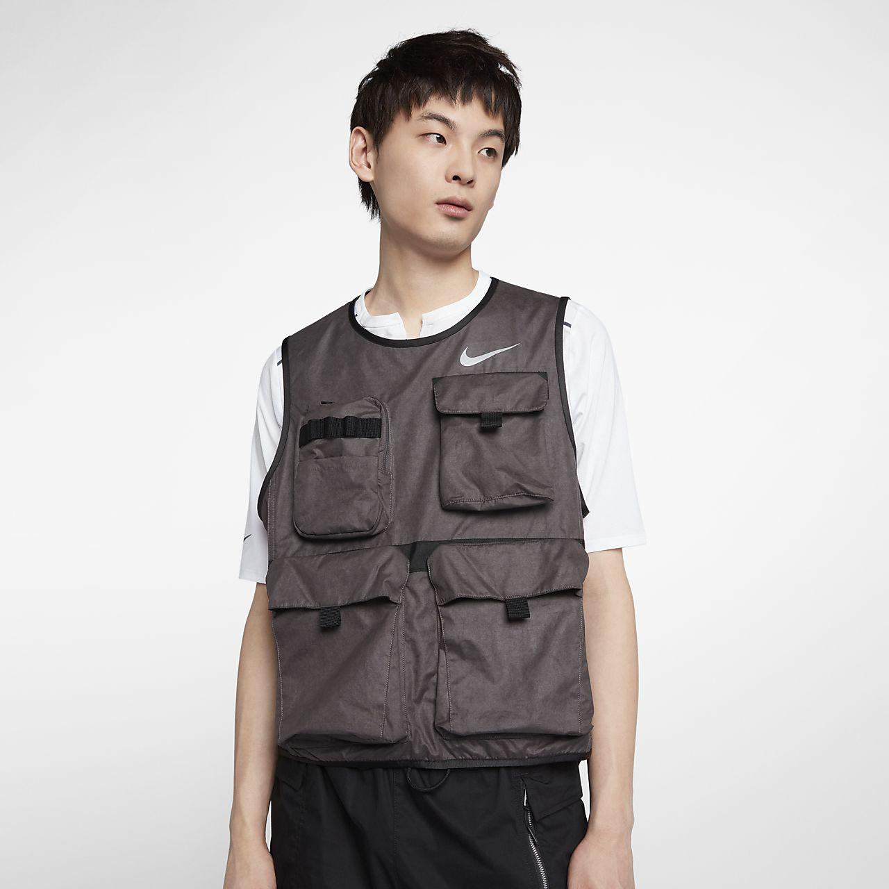 Pánská vesta Nike Run Ready