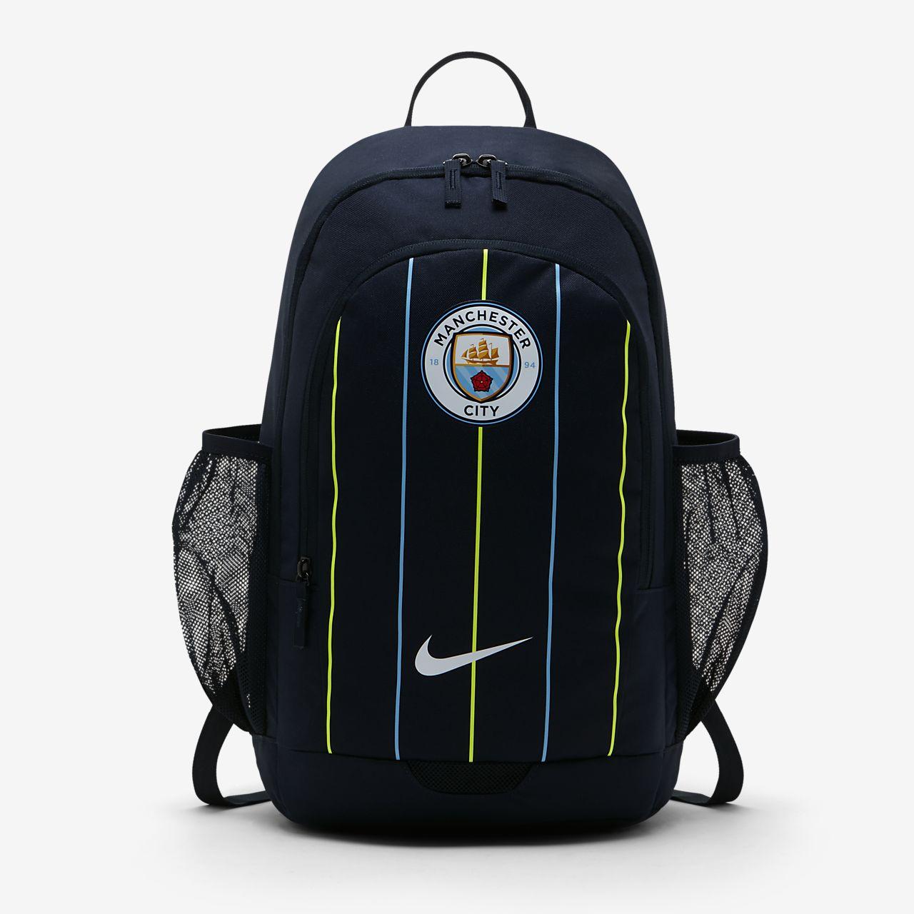 Manchester City FC Stadium Football Backpack. Nike.com ZA 19ec8a4ab7d7d