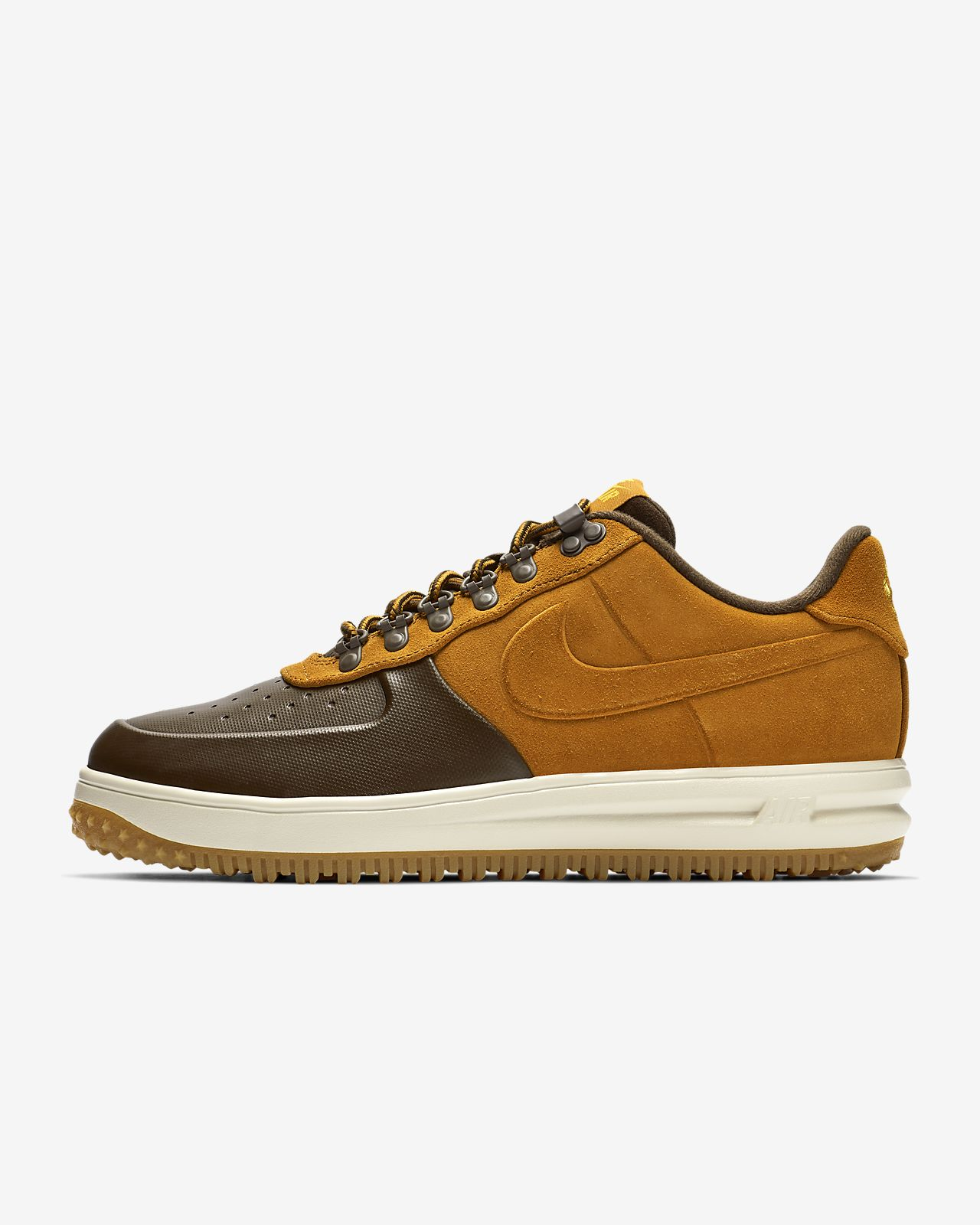 12186abedff0 Nike Lunar Force 1 Duckboot Low Men s Shoe. Nike.com