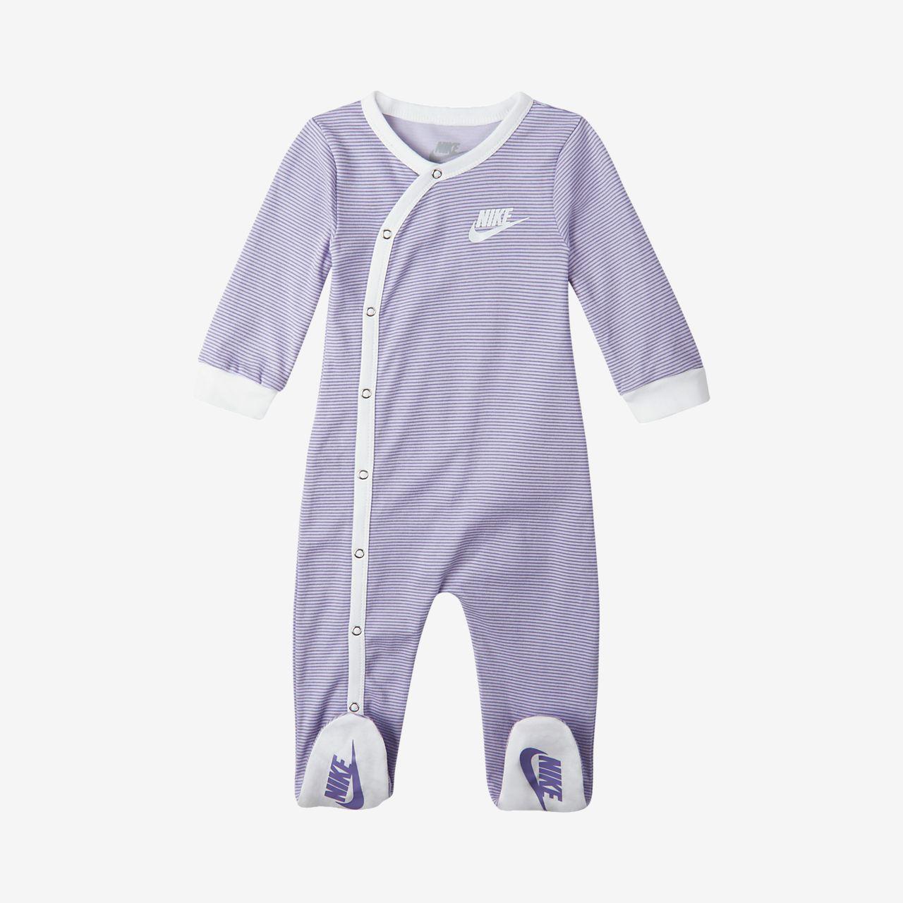 Nike Langarm-Overall mit Socken für Babys (0–9 M)