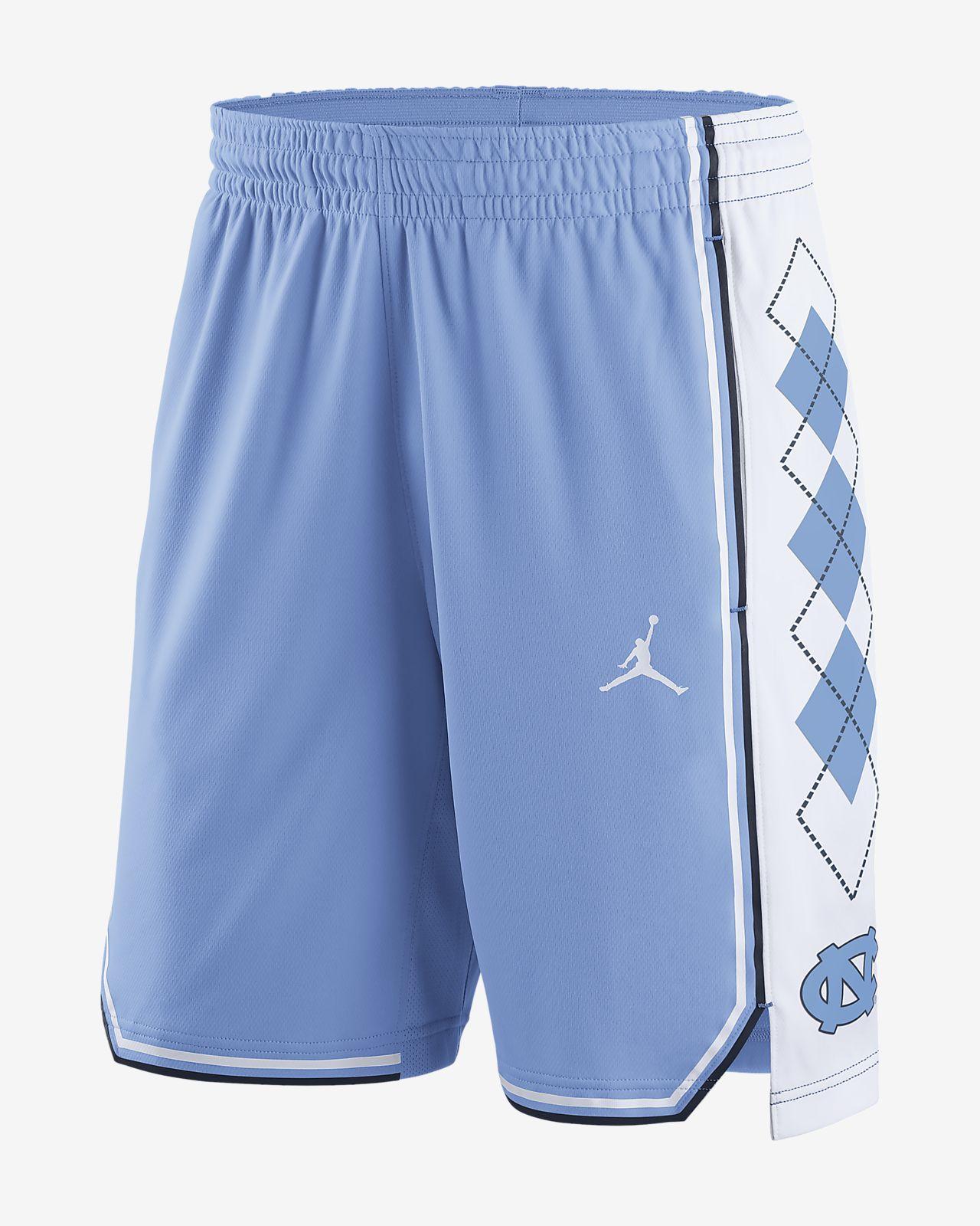 96b497ee6642ca Jordan College Replica (UNC) Men s Basketball Shorts. Nike.com