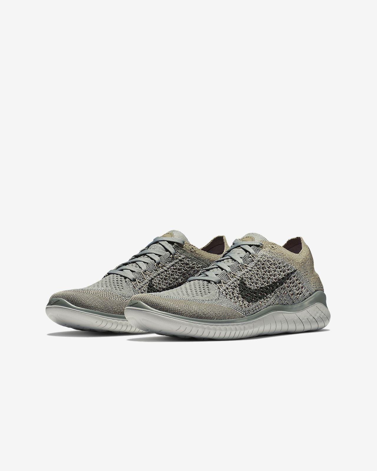Nike Free RN Flyknit 2018 Zapatillas de running - Mujer. Nike.com ES 8716736a3fda5
