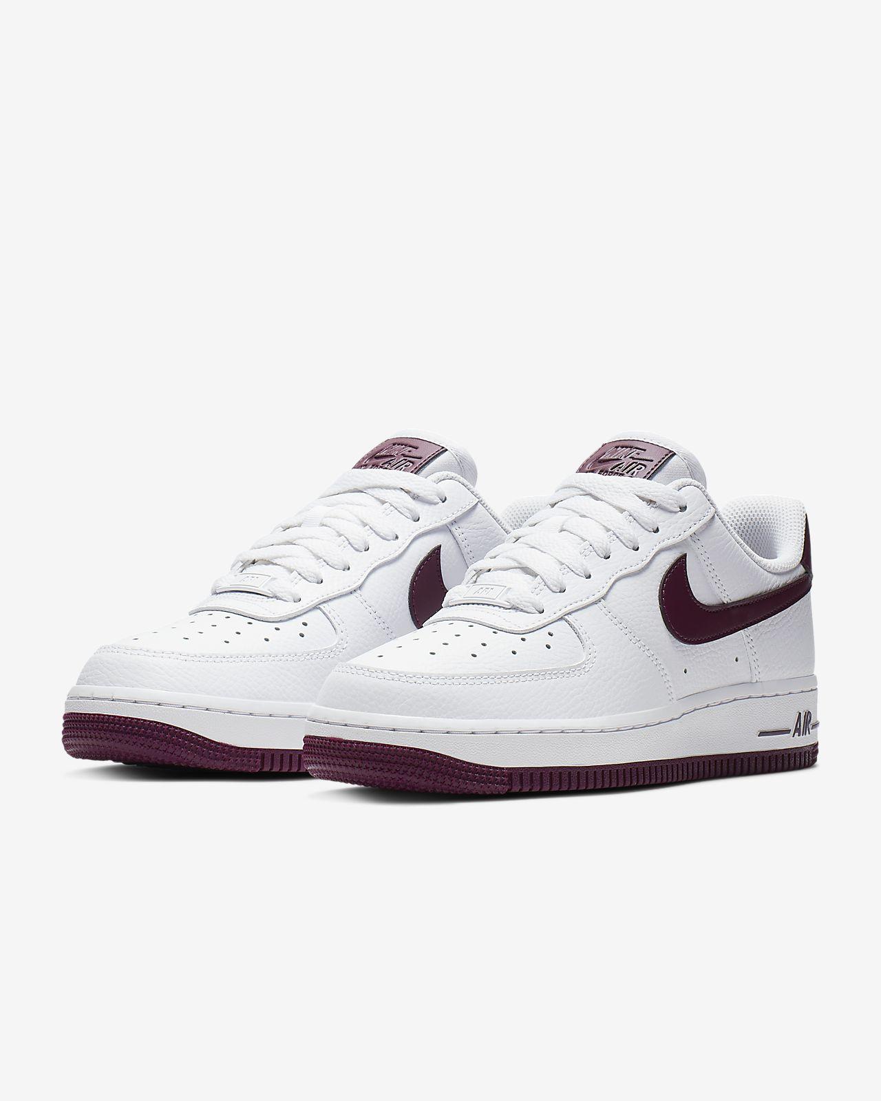 8554066ff3d Nike Air Force 1 '07 Patent Women's Shoe. Nike.com DK
