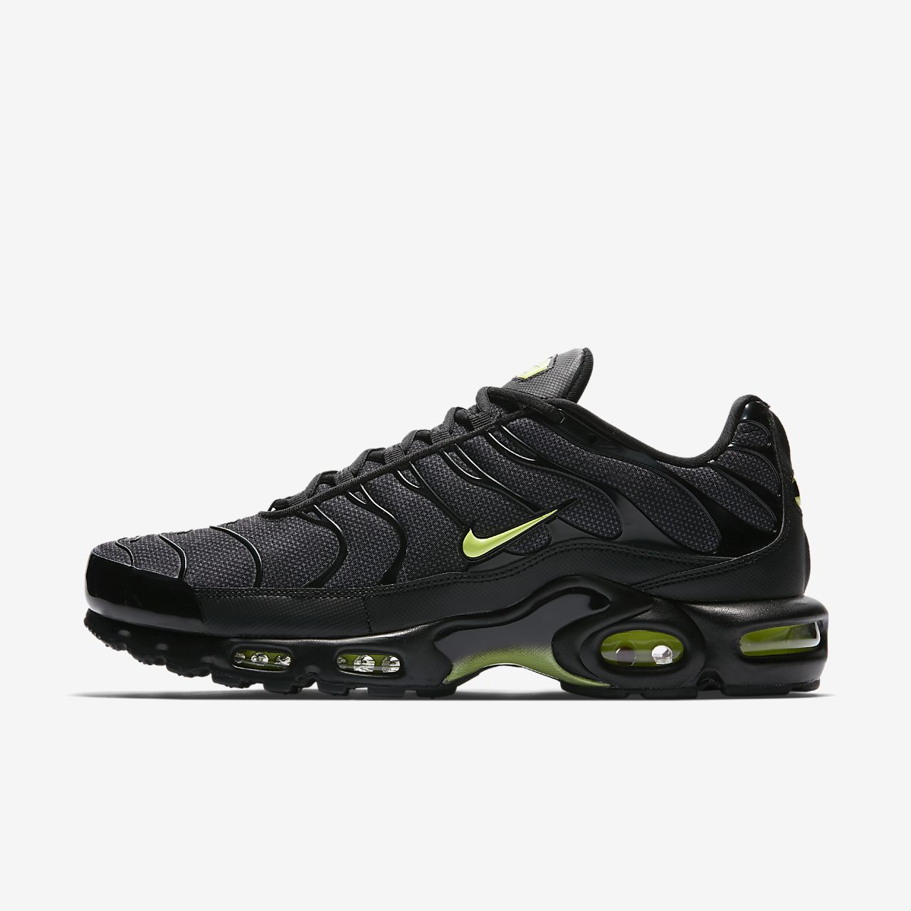 nike air max plus nero