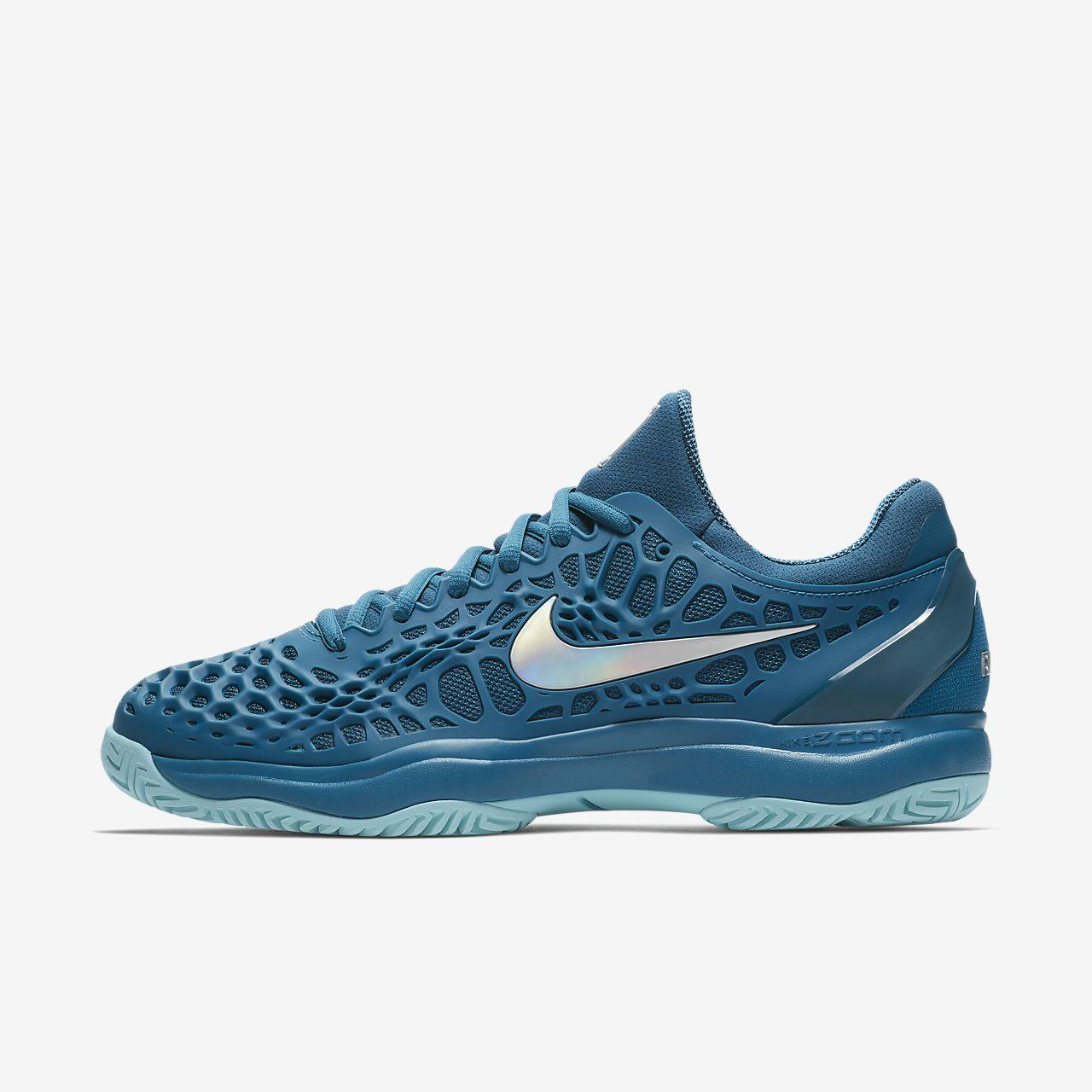 Nike Zoom Cage 3 HC Herren-Tennisschuh Karamell, sanft