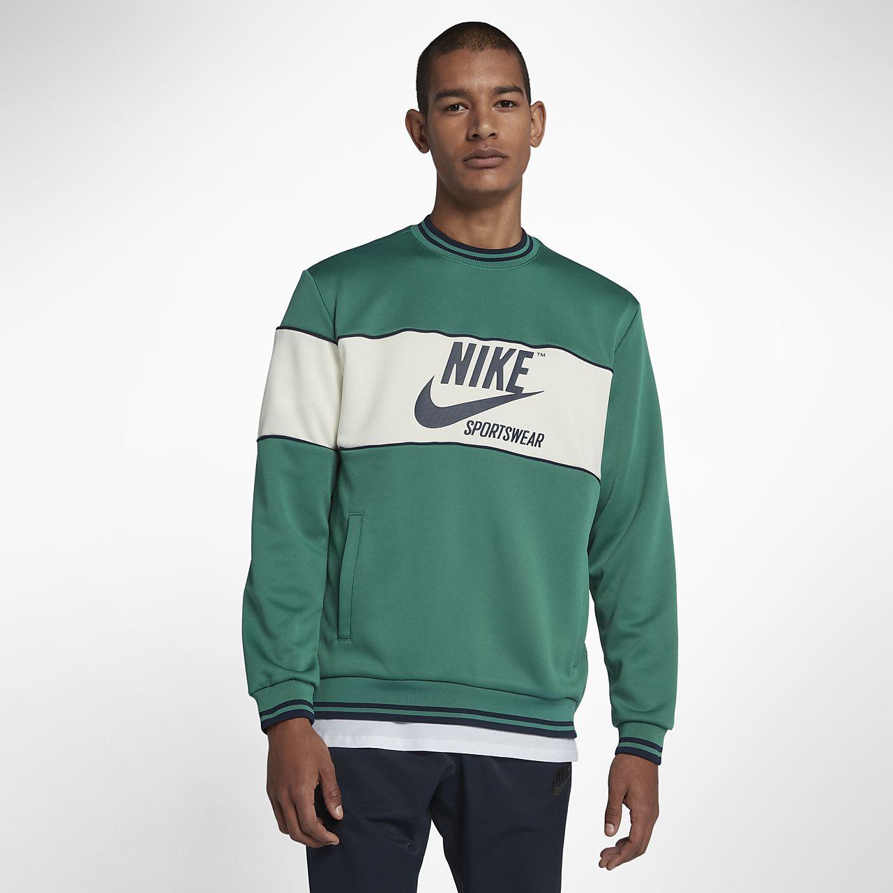 ... Nike Sportswear Archive Herren-Rundhalsshirt