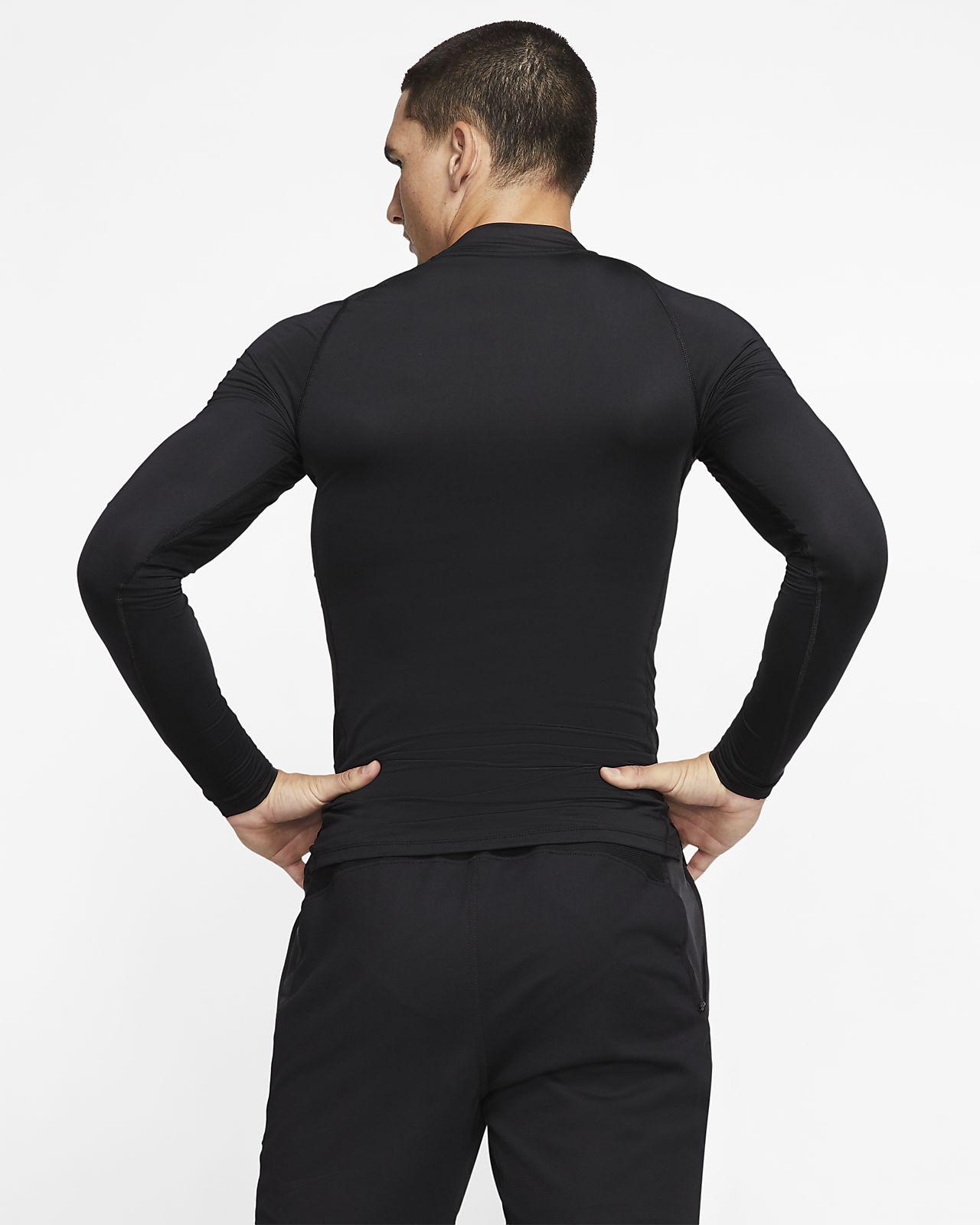 Nike Mens Pro Cool Long Sleeved Top | RLDM