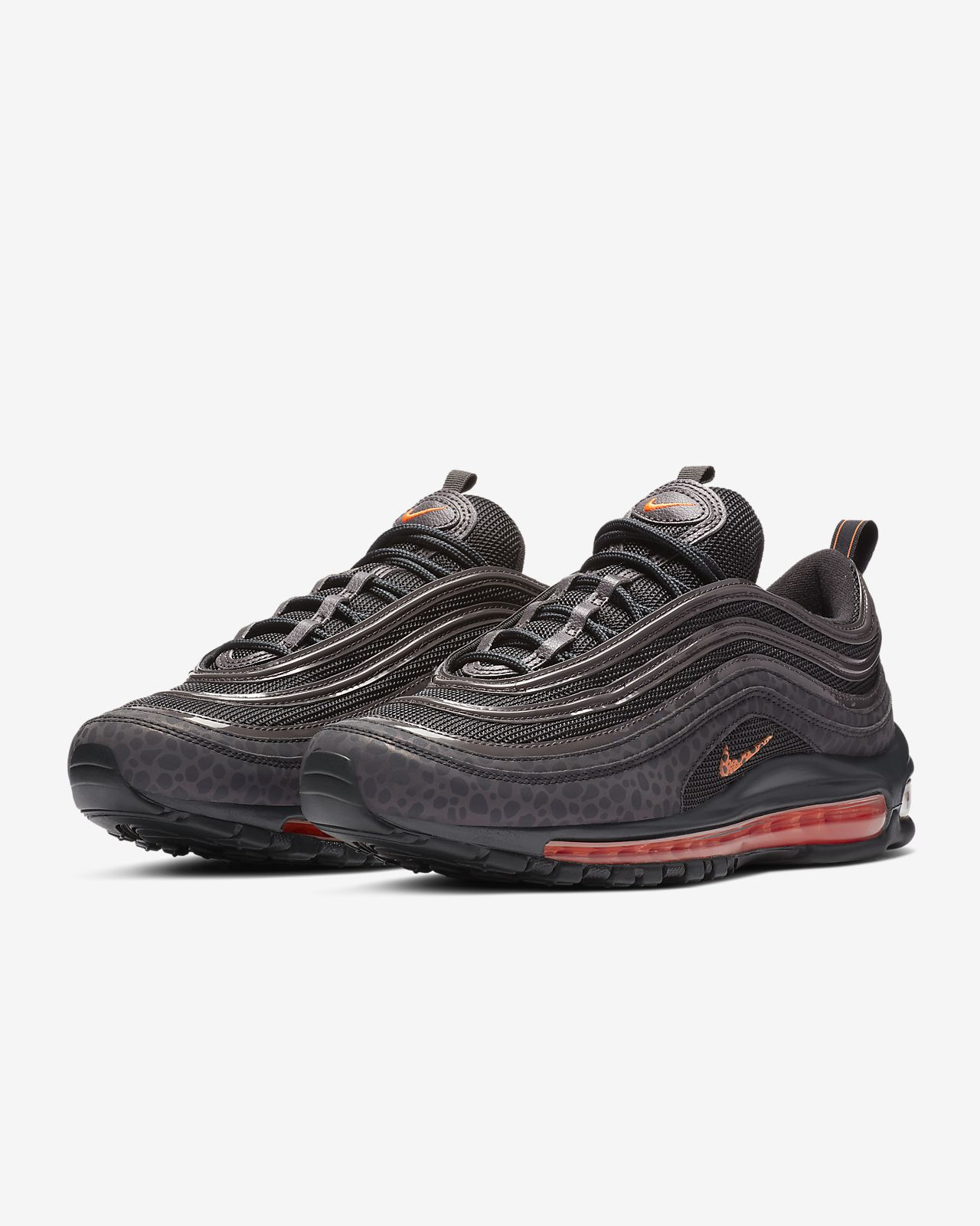hot sale online 89168 b33a2 ... Nike Air Max 97 SE Reflective Men s Shoe