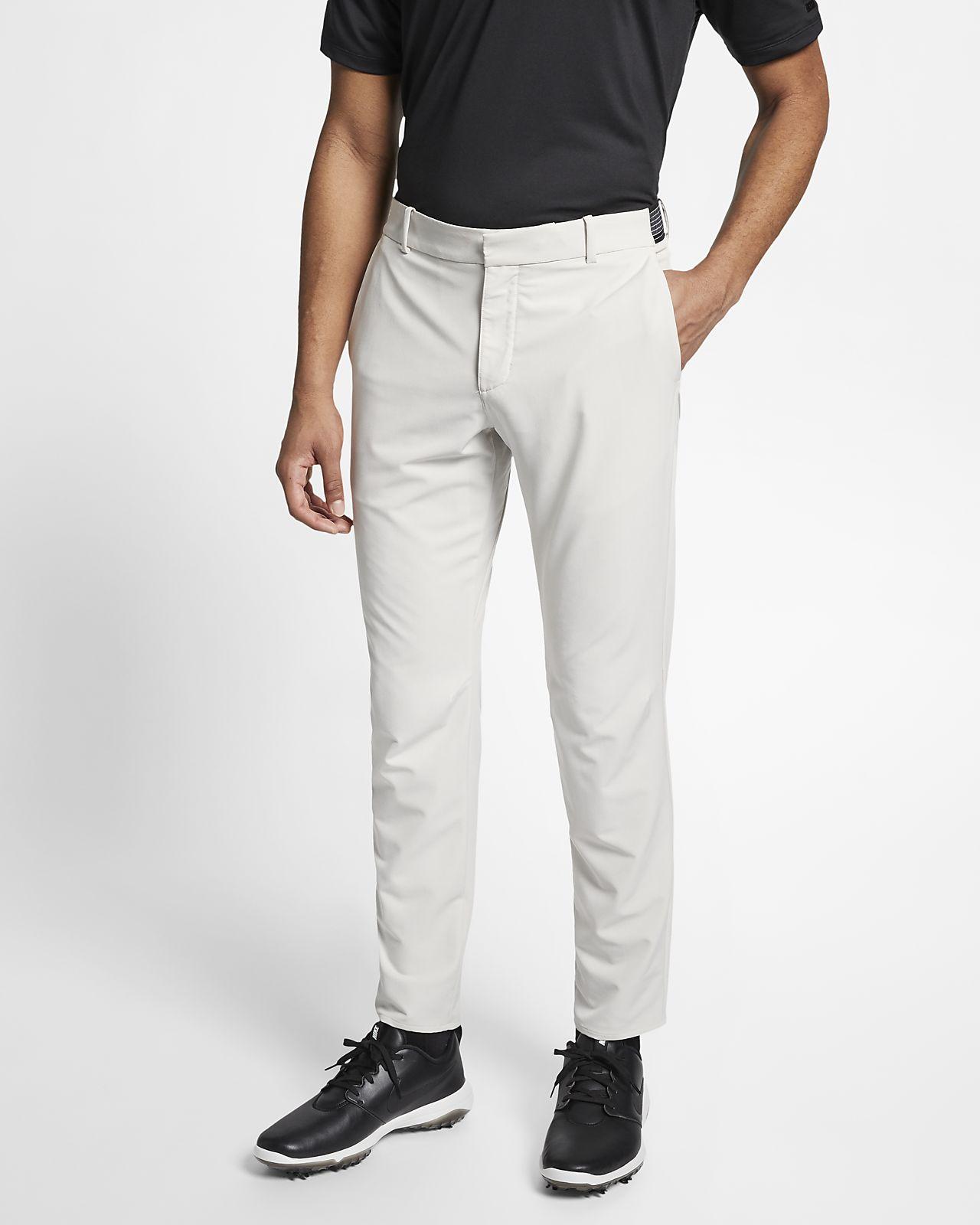 Męskie spodnie do golfa o dopasowanym kroju Nike Flex