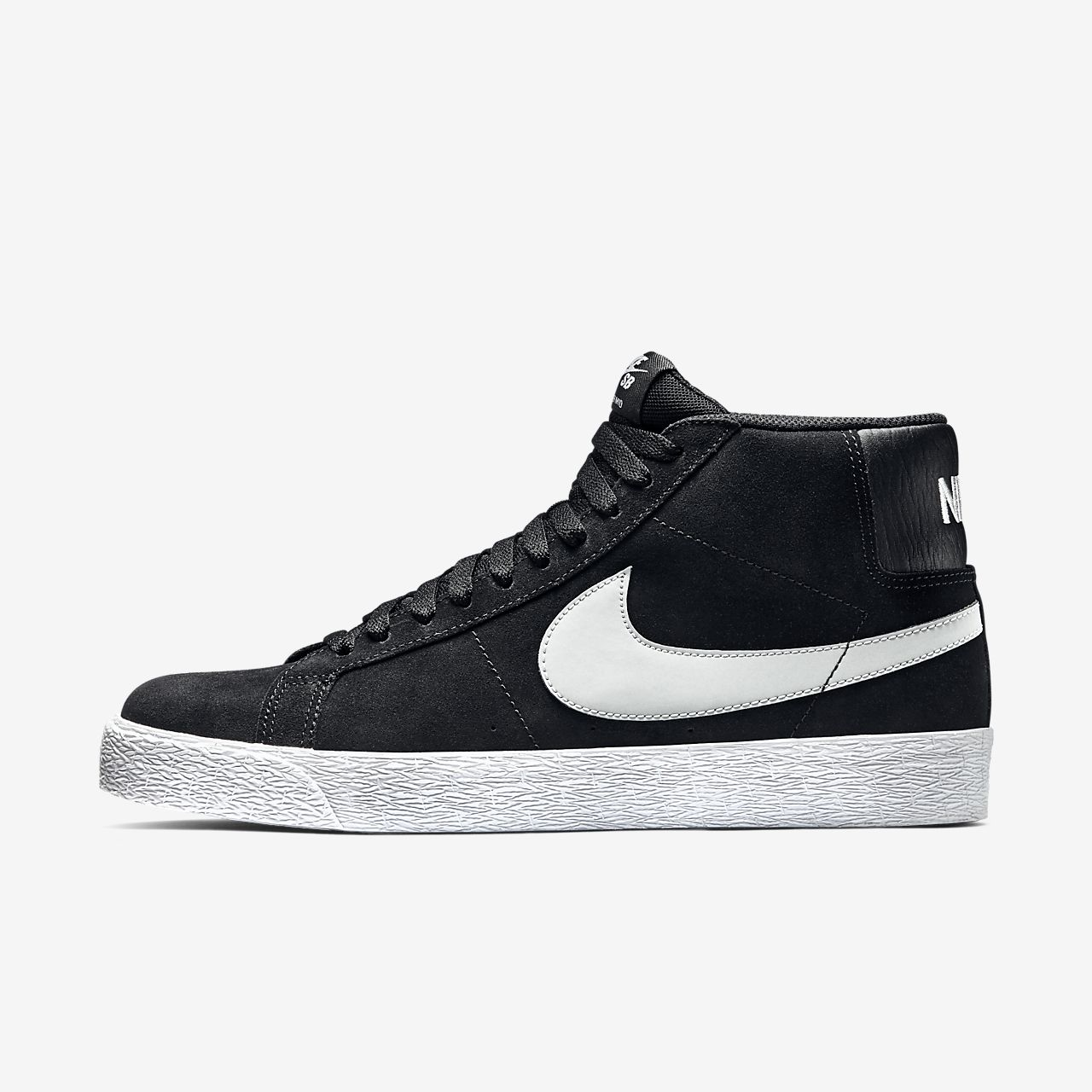 black and white nike blazers childrens clothing