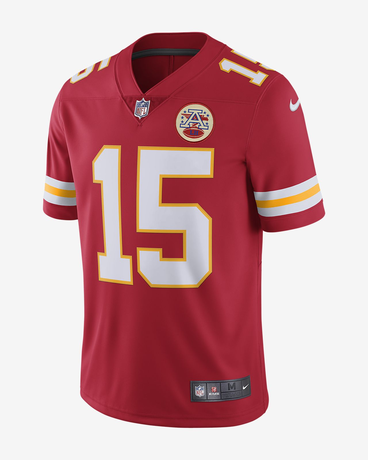 Cheap NFL Kansas City Chiefs Limited (Patrick Mahomes) Men's Football  supplier