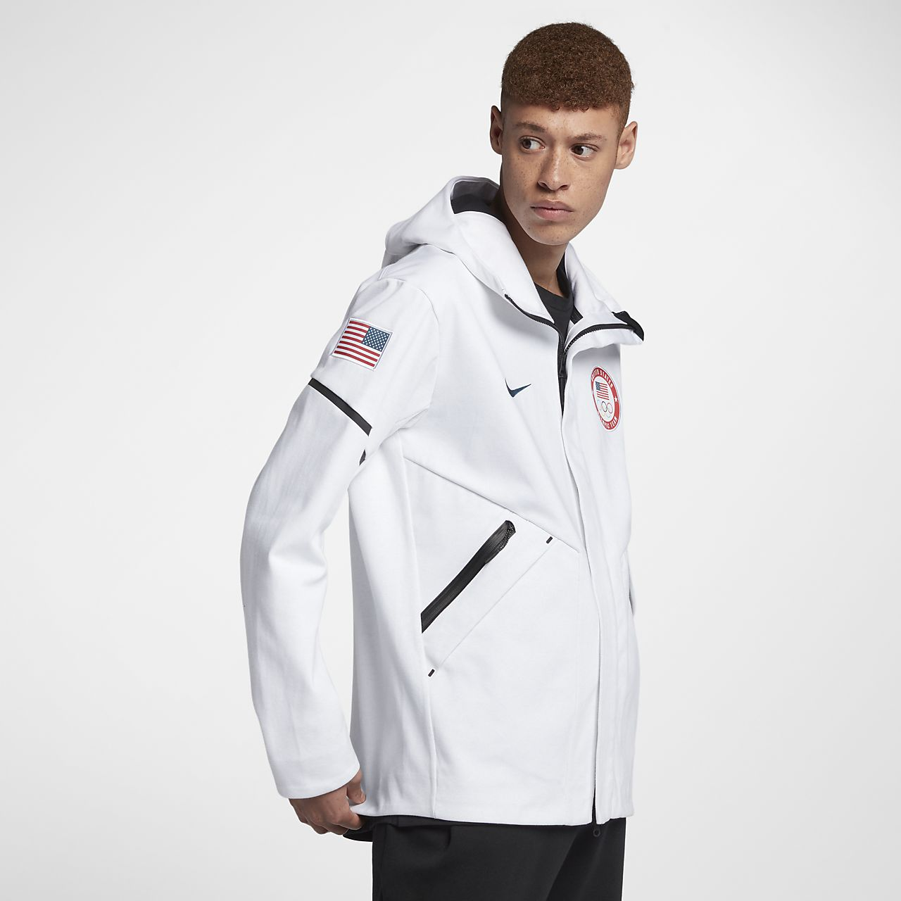 ... Nike Tech Fleece Team USA Windrunner Men's Jacket