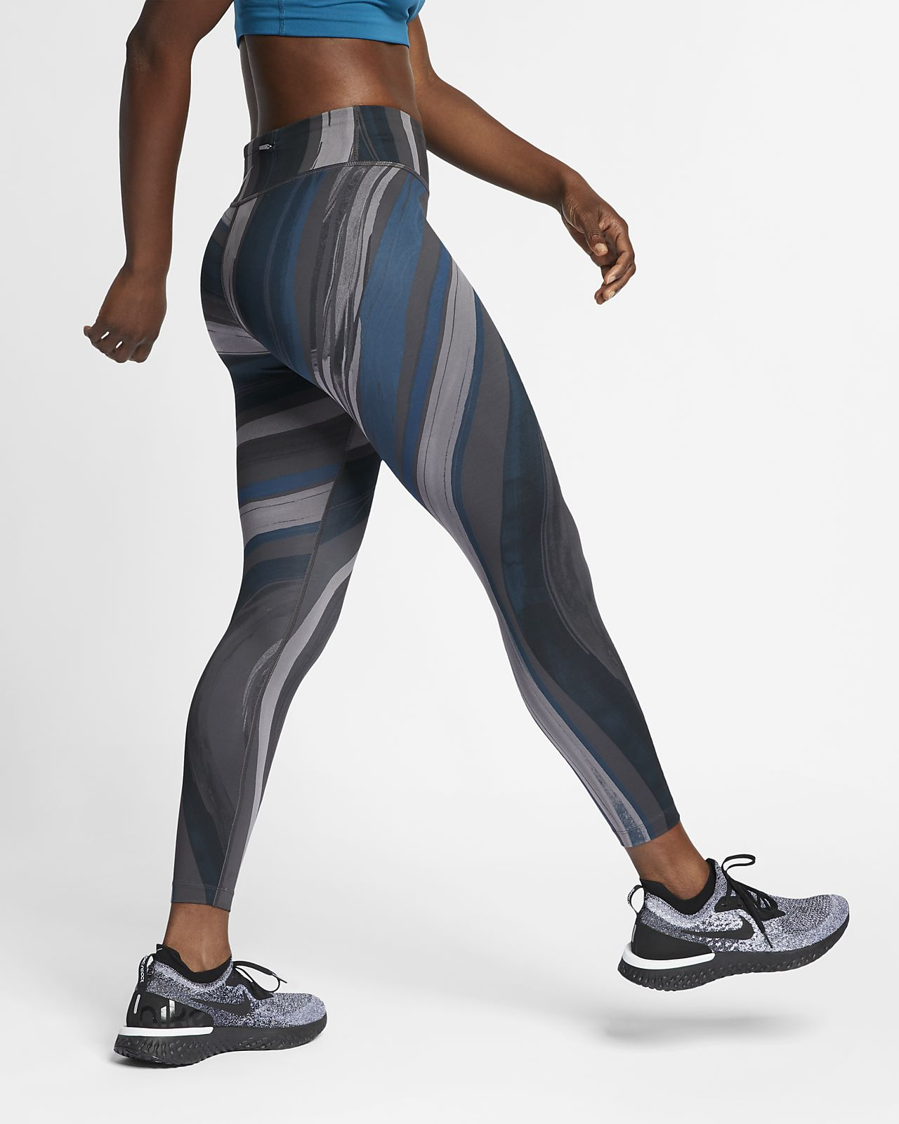 fe2305bf51db Γυναικείο κολάν 7 8 για τρέξιμο Nike Epic Lux. Nike.com GR
