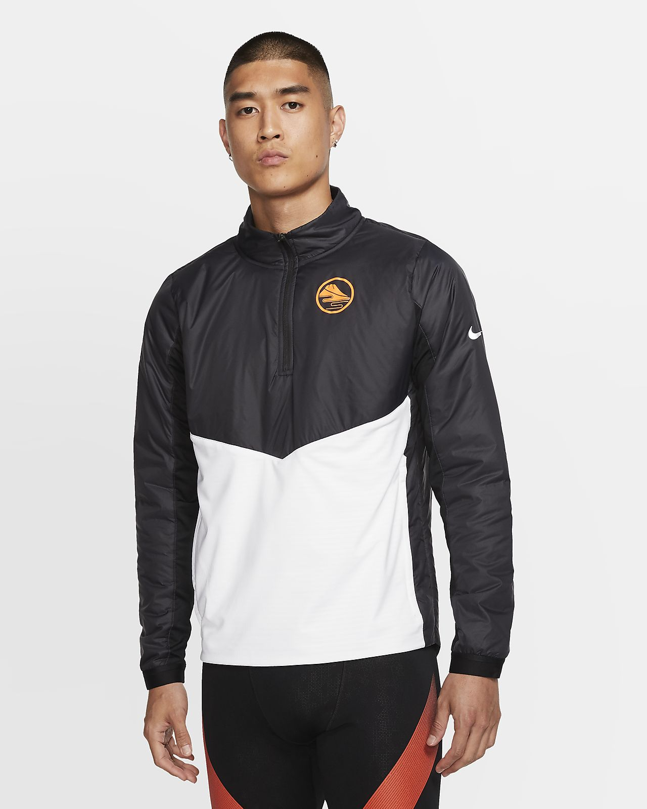 Nike Men's 1/2-Zip Running Top
