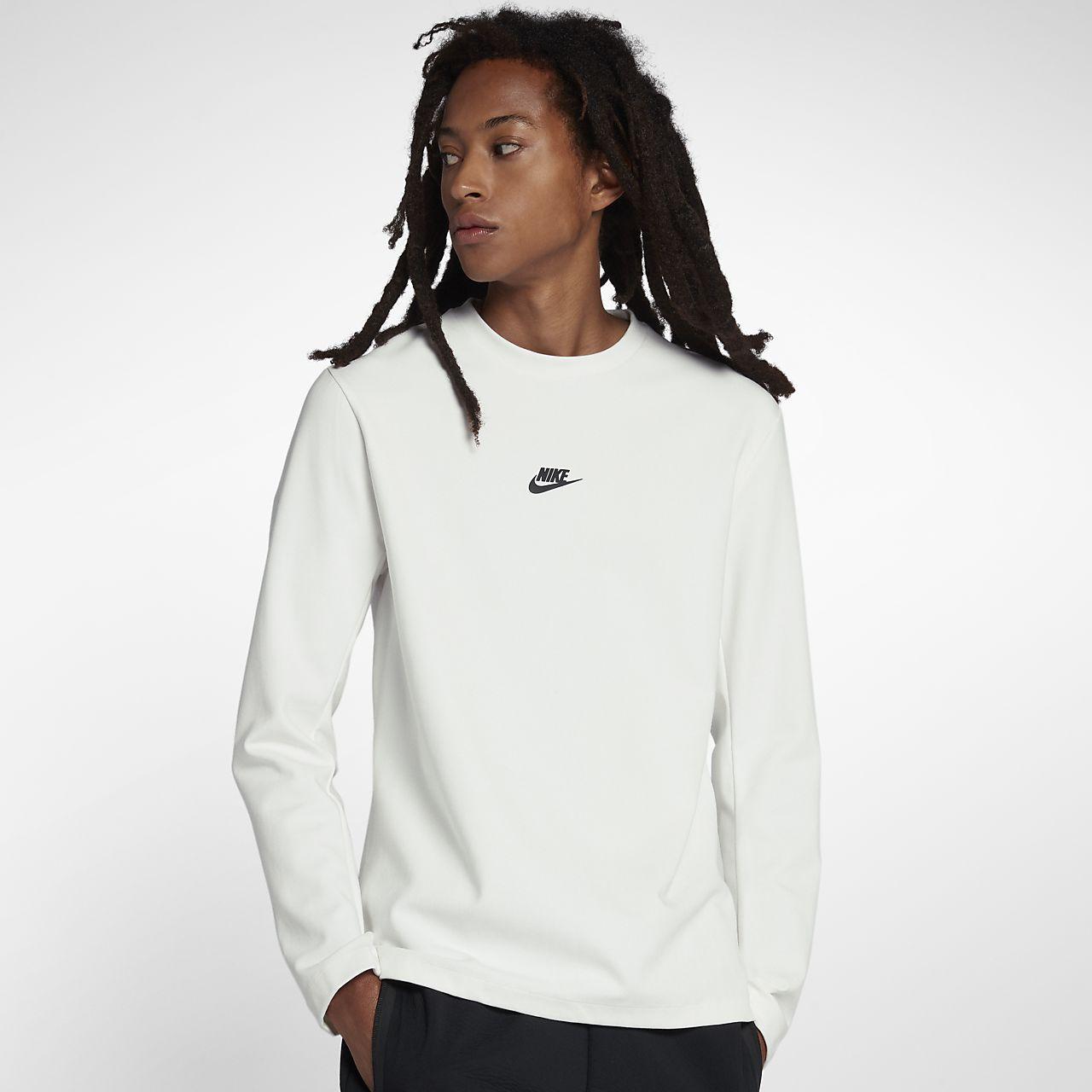 Nike Sportswear Tech Pack Men's Long-Sleeve Crew