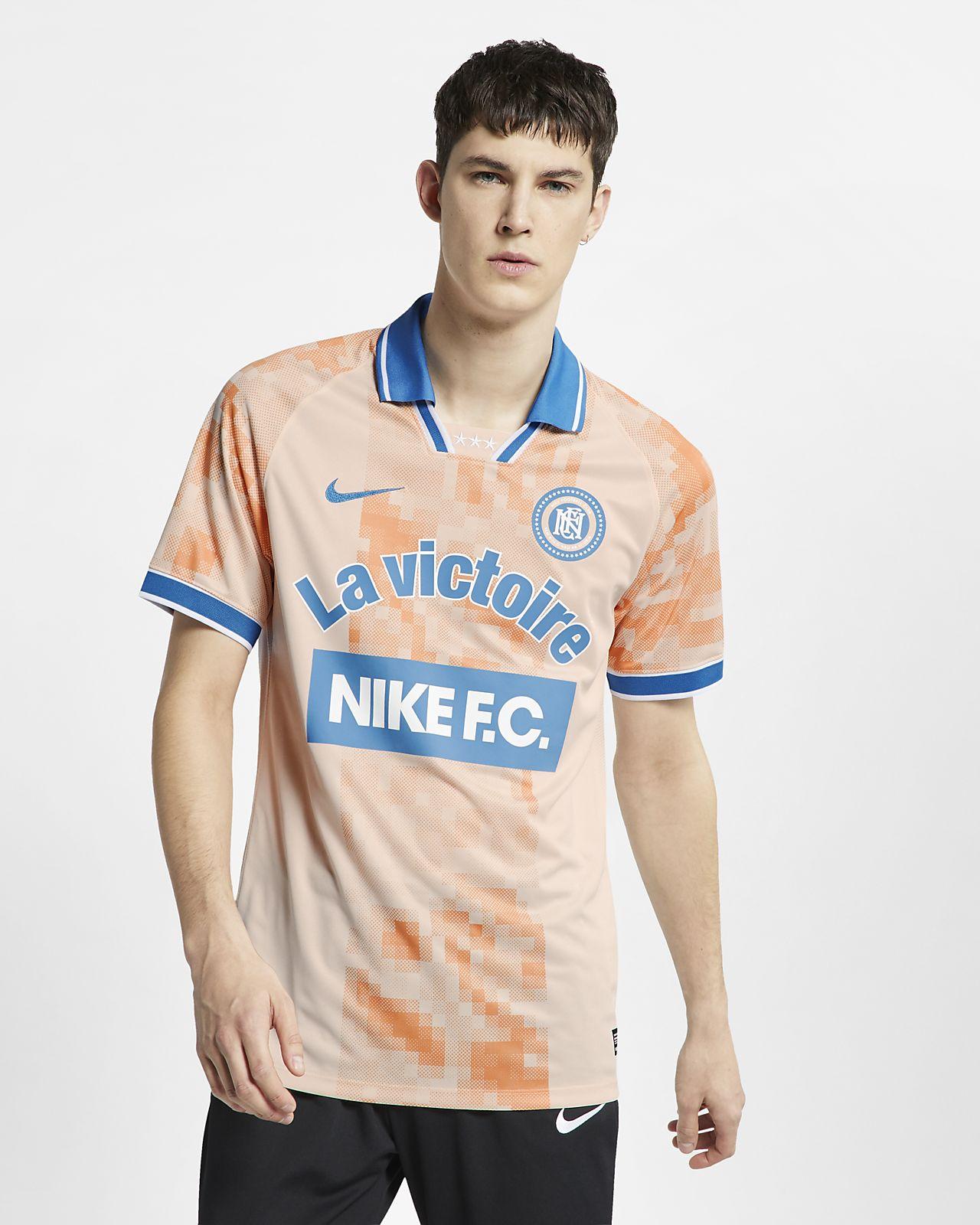 Nike F.C.-hjemmebanefodboldtrøje til mænd