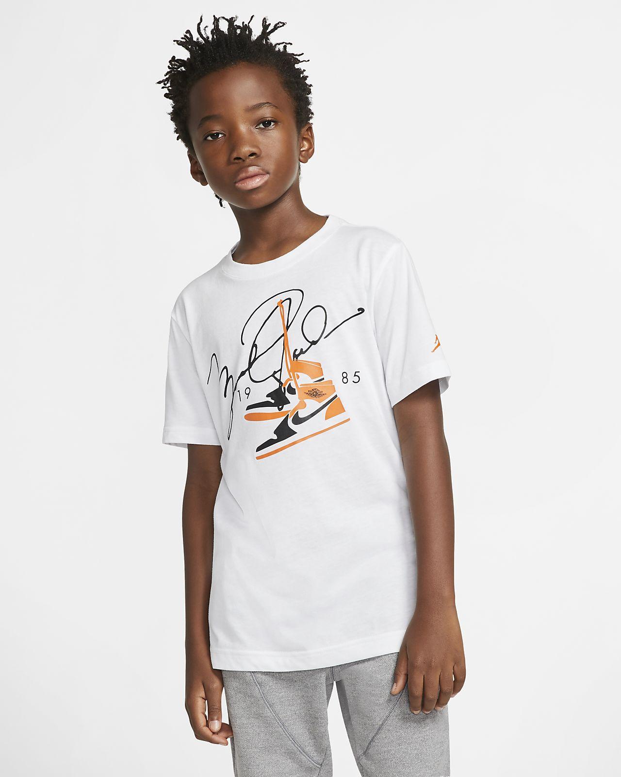 Jordan Older Kids' (Boys') Short-Sleeve T-Shirt