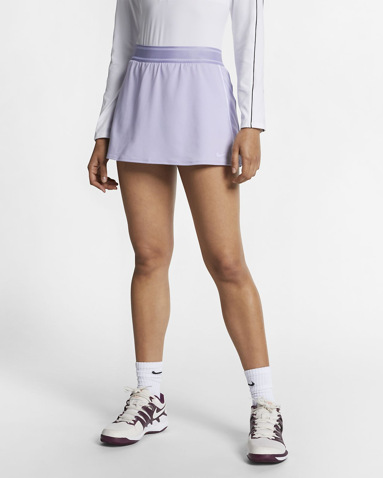 11a72c24df71 NikeCourt Dri-FIT Women s Tennis Skirt. Nike.com
