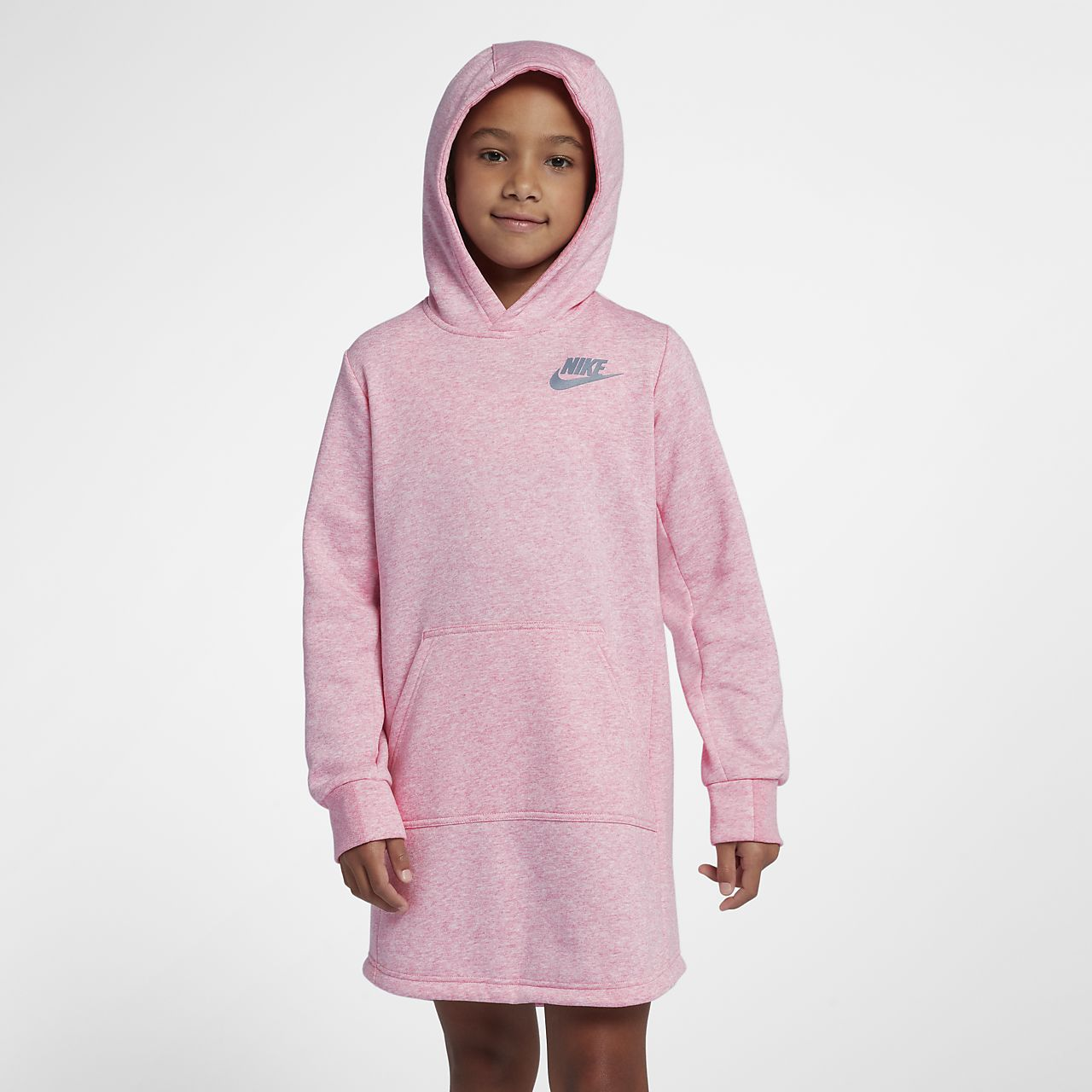 3a71517ba Nike Sportswear Big Kids' (Girls') Long-Sleeve Dress. Nike.com
