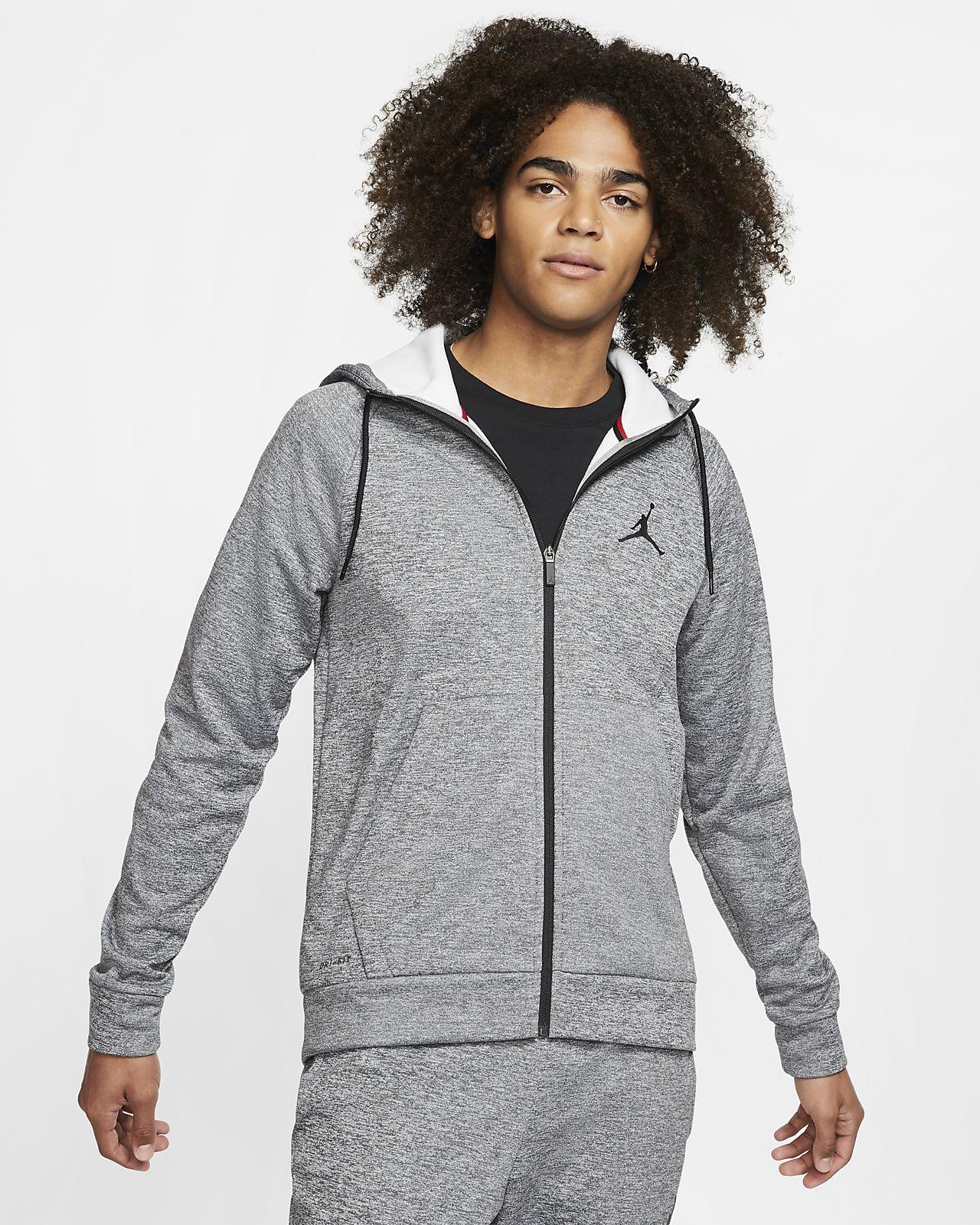Jordan 23 Alpha Therma Men's Fleece Full-Zip Hoodie