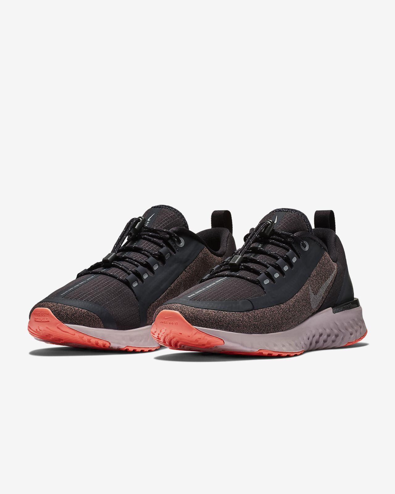buy popular 7493c 91a60 Nike Odyssey React Shield Water-Repellent-løbesko til kvinder. Nike ...