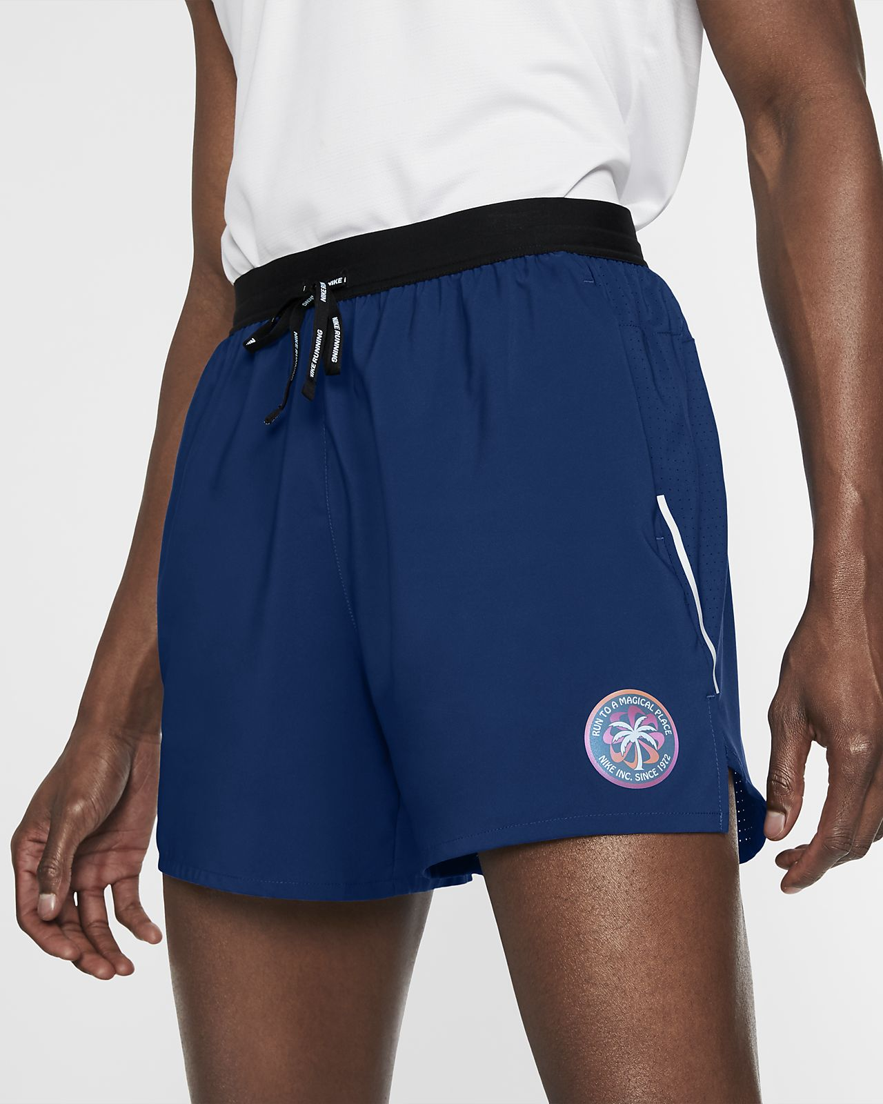 Nike Flex Stride fôret løpeshorts (13 cm)