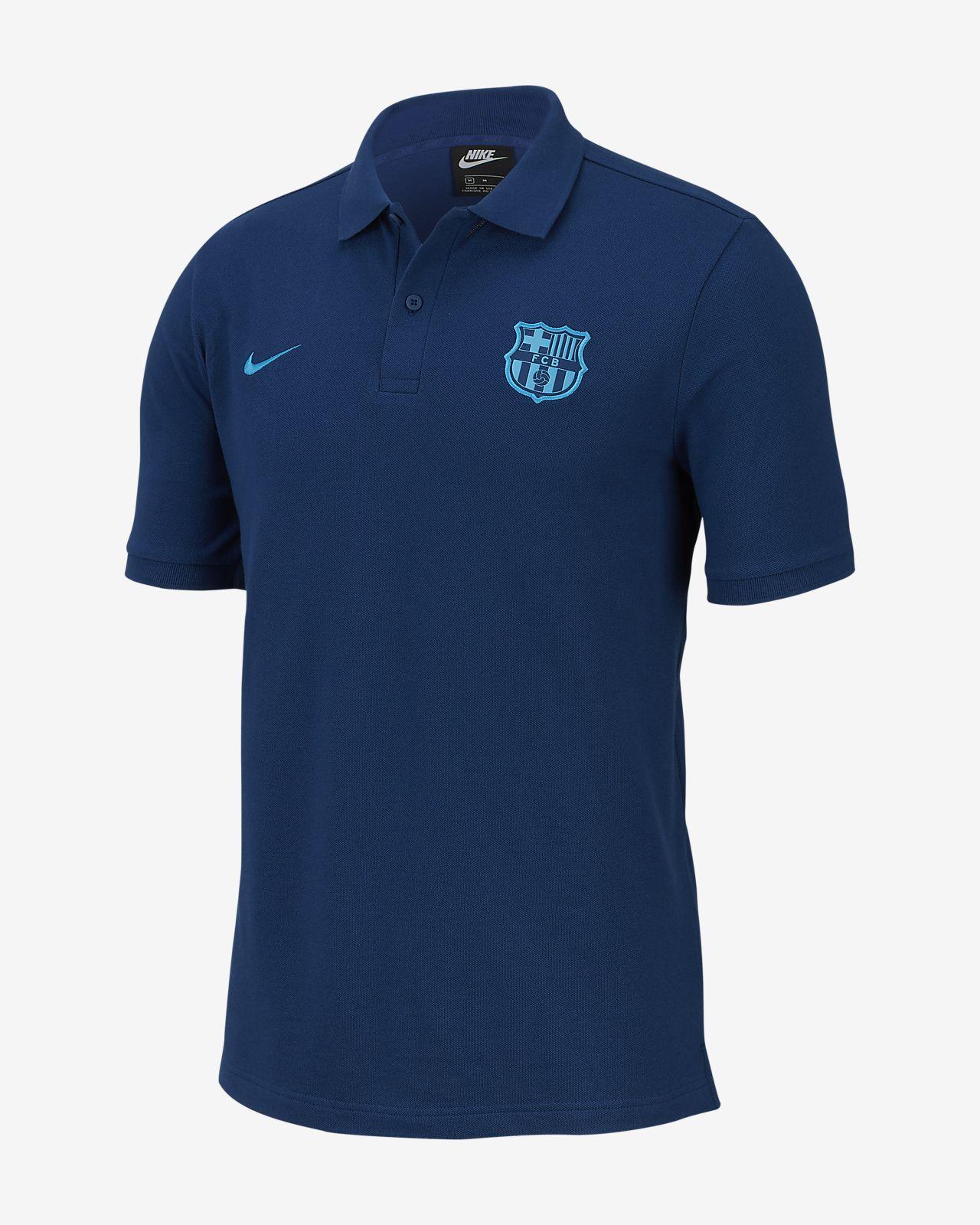 sale retailer 4368f fe0e2 FC Barcelona poloskjorte for herre