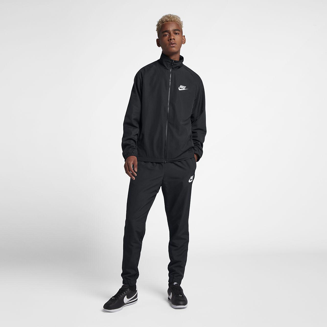 bcdea0314 Nike Sportswear Chándal de tejido Woven - Hombre. Nike.com ES