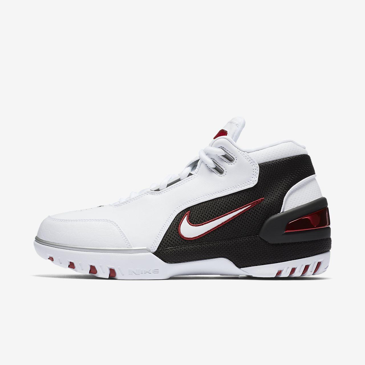 Мужские баскетбольные кроссовки Nike Air Zoom Generation QS. Nike.com RU 6fd8b2c2a59