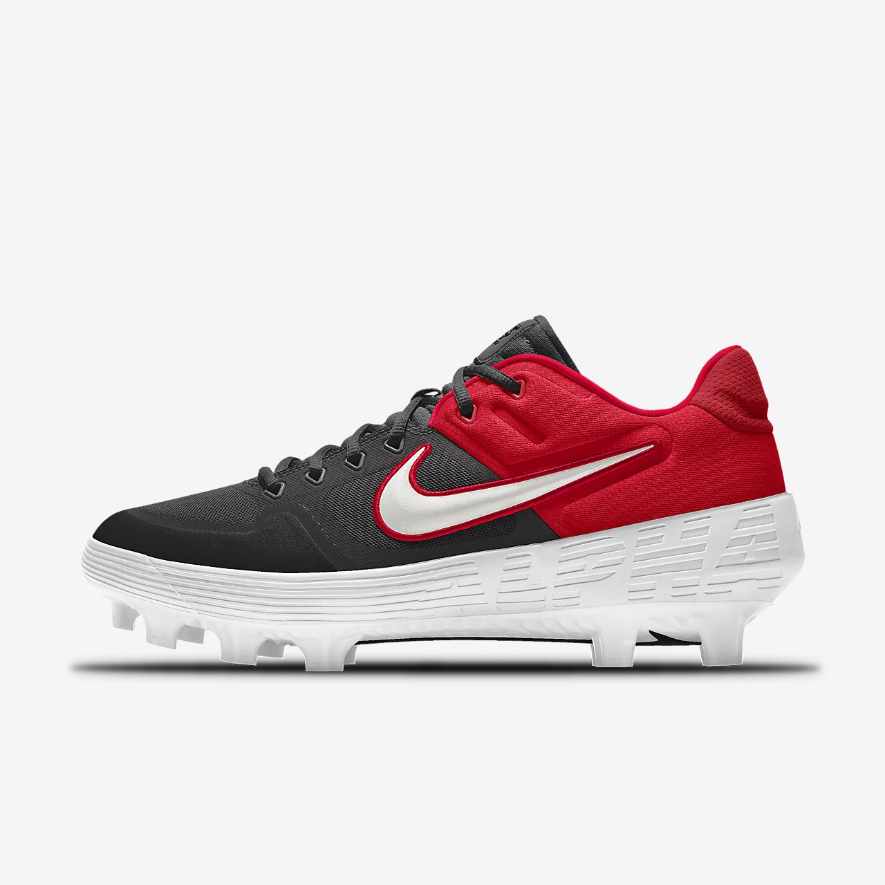 Scarpa da baseball personalizzabile Nike Alpha Huarache Elite 2 Low MCS By You