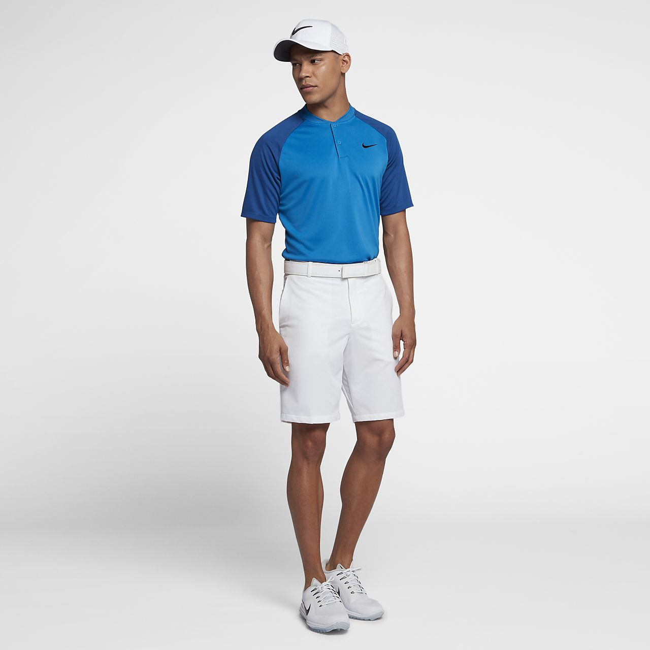 ... Nike Dri-FIT Momentum Men\u0027s Standard Fit Golf Polo