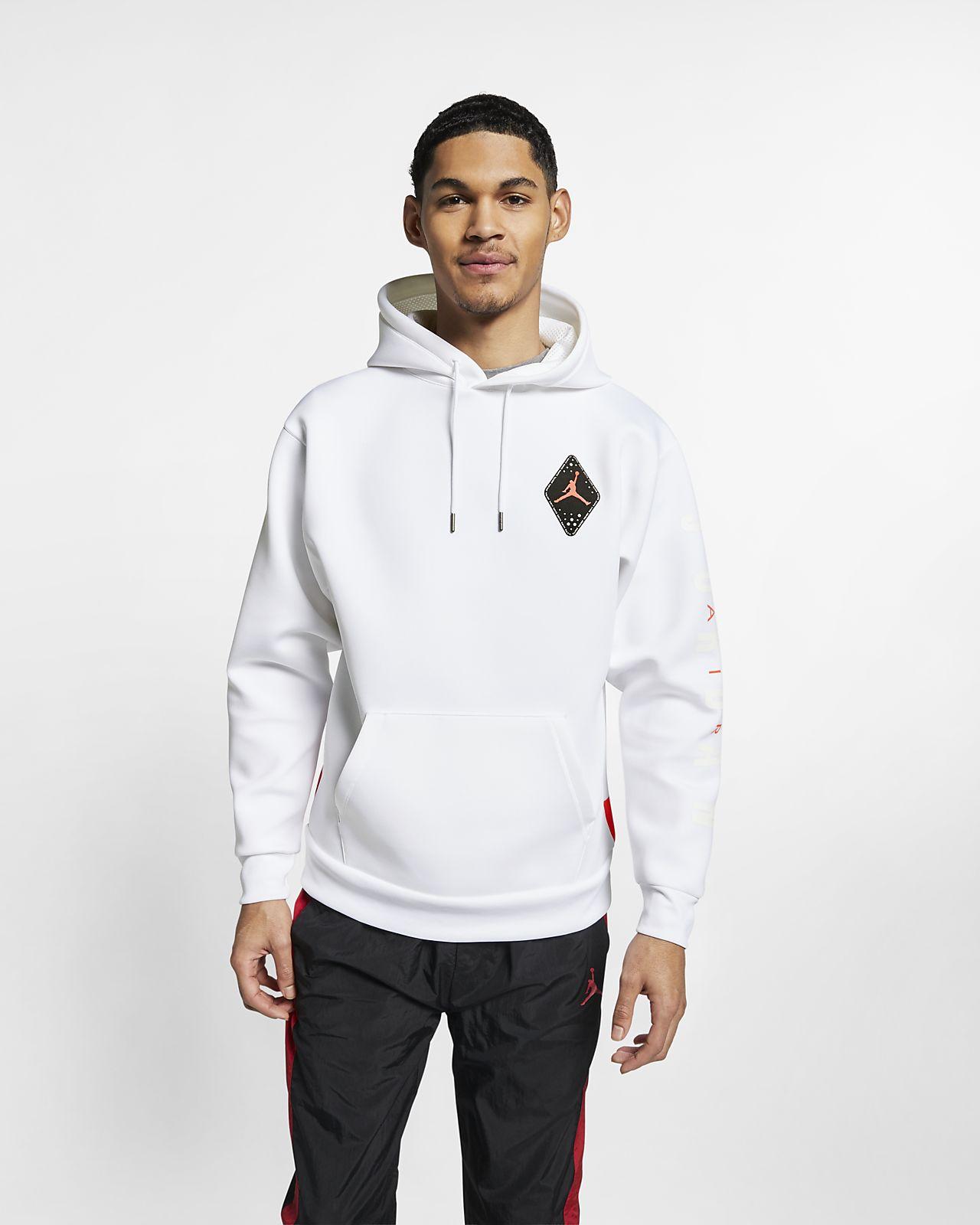 72131b3053e1ea Jordan Legacy AJ 6 Men s Fleece Pullover Hoodie. Nike.com