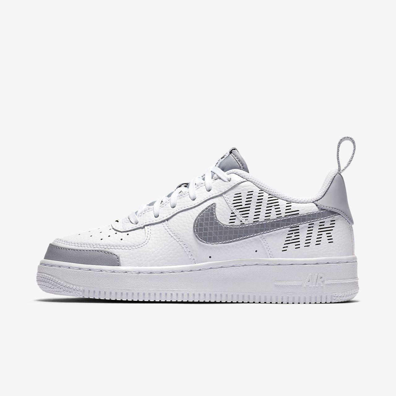 Кроссовки для школьников Nike Air Force 1 LV8 2