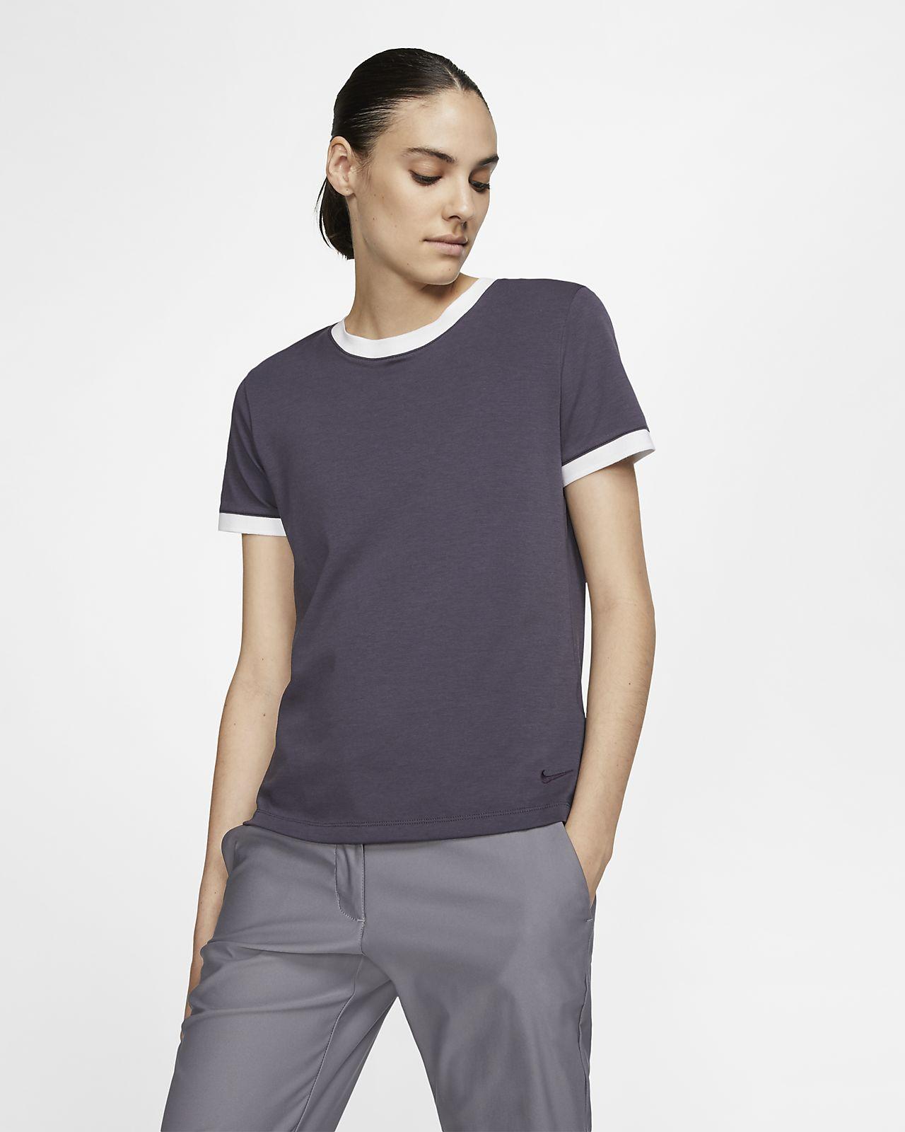 Nike Dri-FIT UV Women's Golf T-Shirt