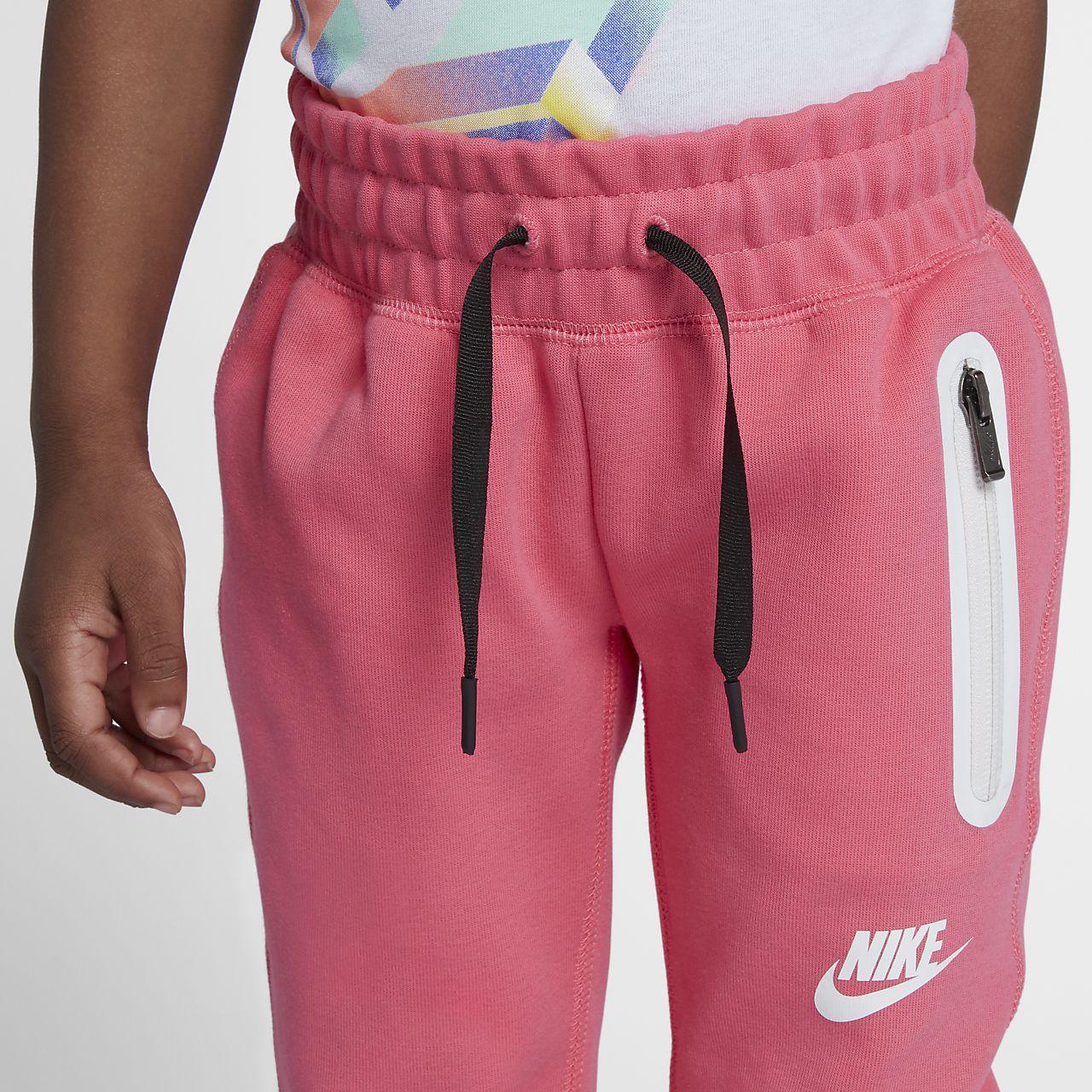 b126d4521 Nike Sportswear Tech Fleece Little Kids' Pants. Nike.com